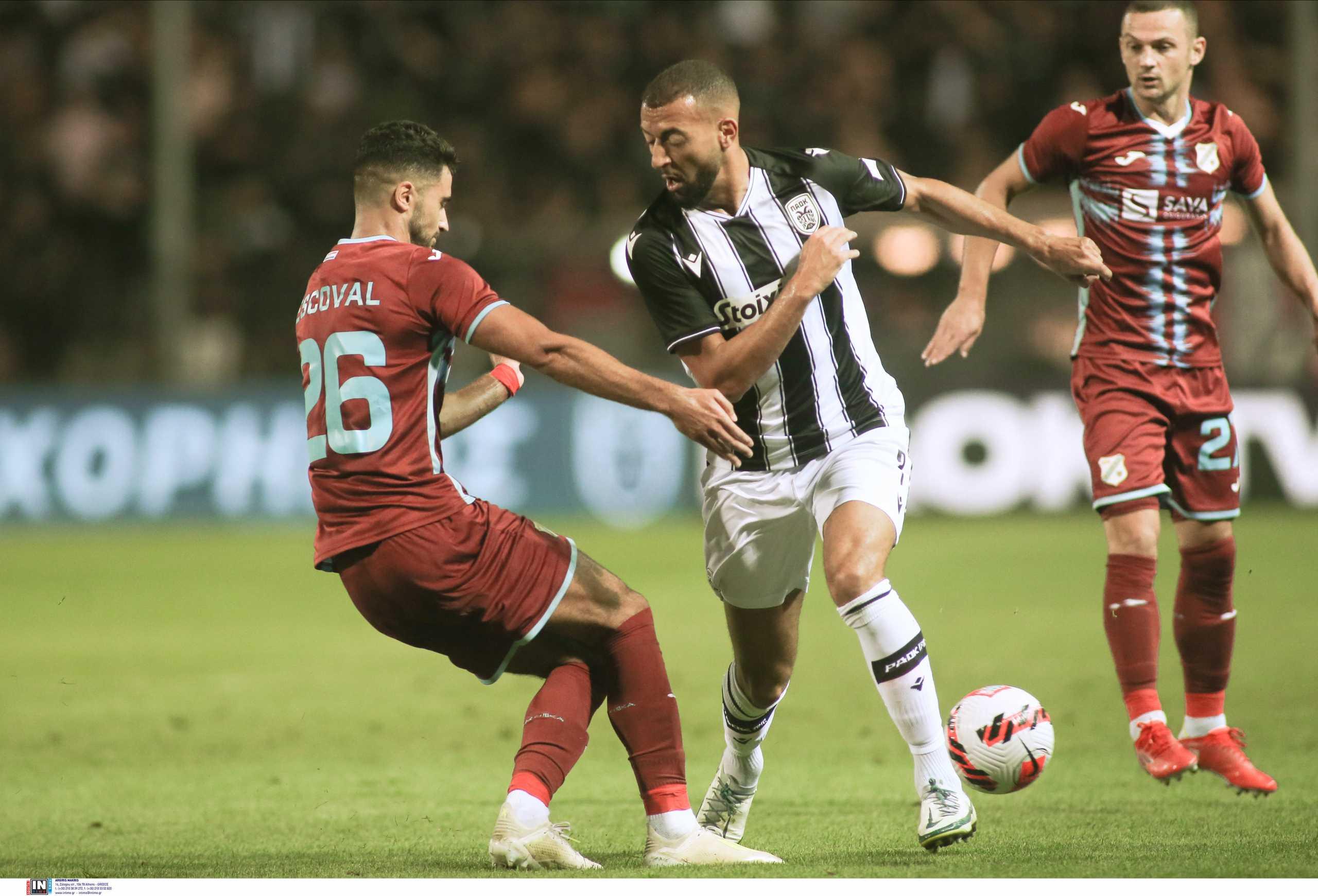 Ριέκα – ΠΑΟΚ: «Τελικός» πρόκρισης στο Conference League