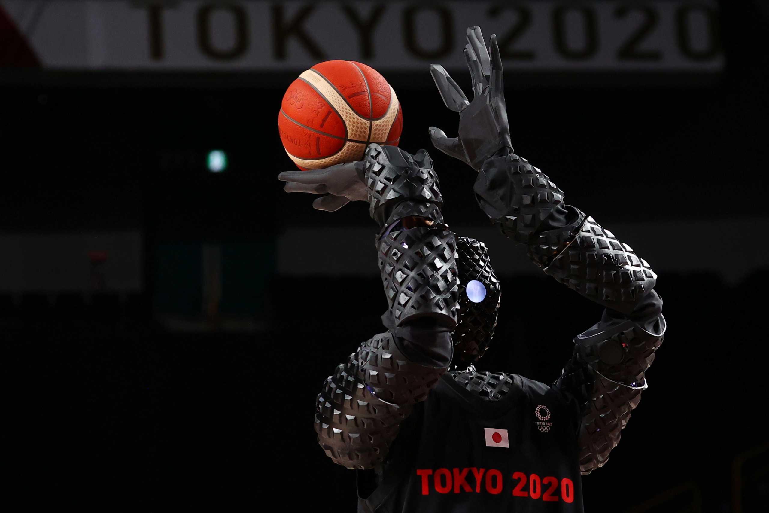 Ολυμπιακοί Αγώνες: «Φιάσκο» το μπασκετικό ρομπότ των Ιαπώνων