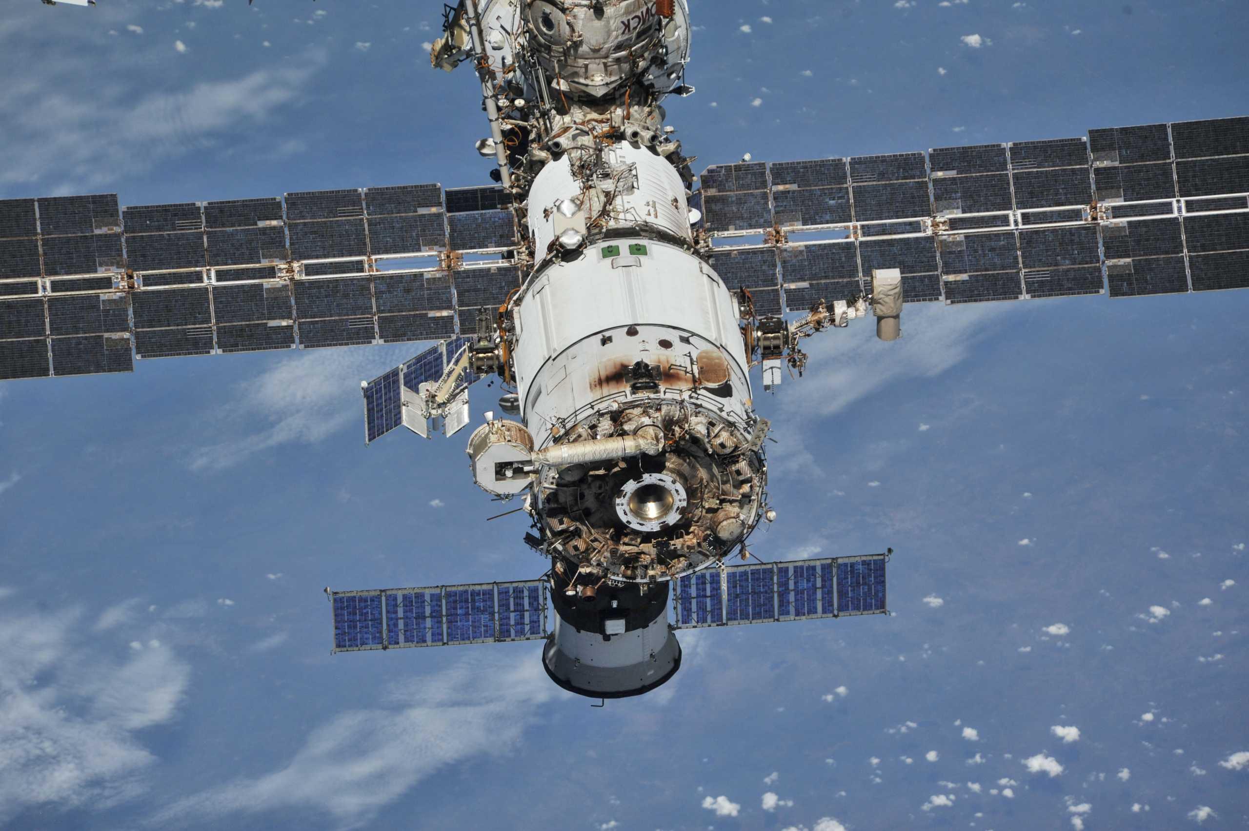 Ο χρόνος «τρώει» τον Διεθνή Διαστημικό Σταθμό – Βρέθηκαν νέες ρωγμές