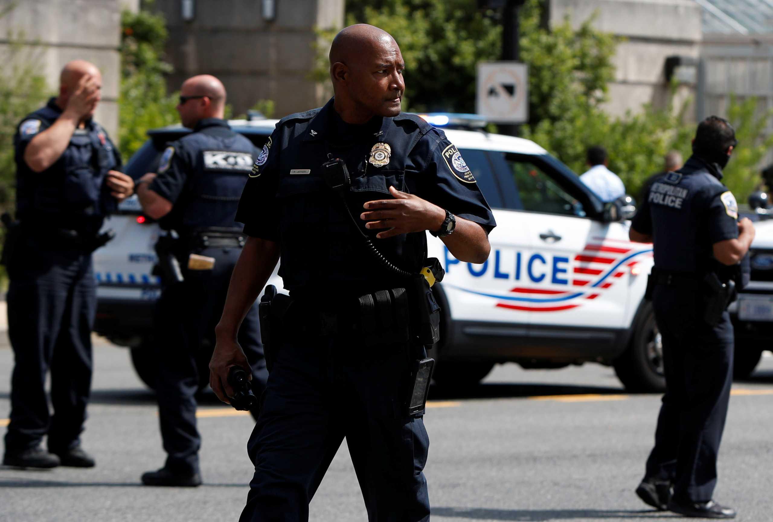 ΗΠΑ: Υπό κράτηση ο ύποπτος που απειλούσε να ανατινάξει βόμβα κοντά στο Καπιτώλιο