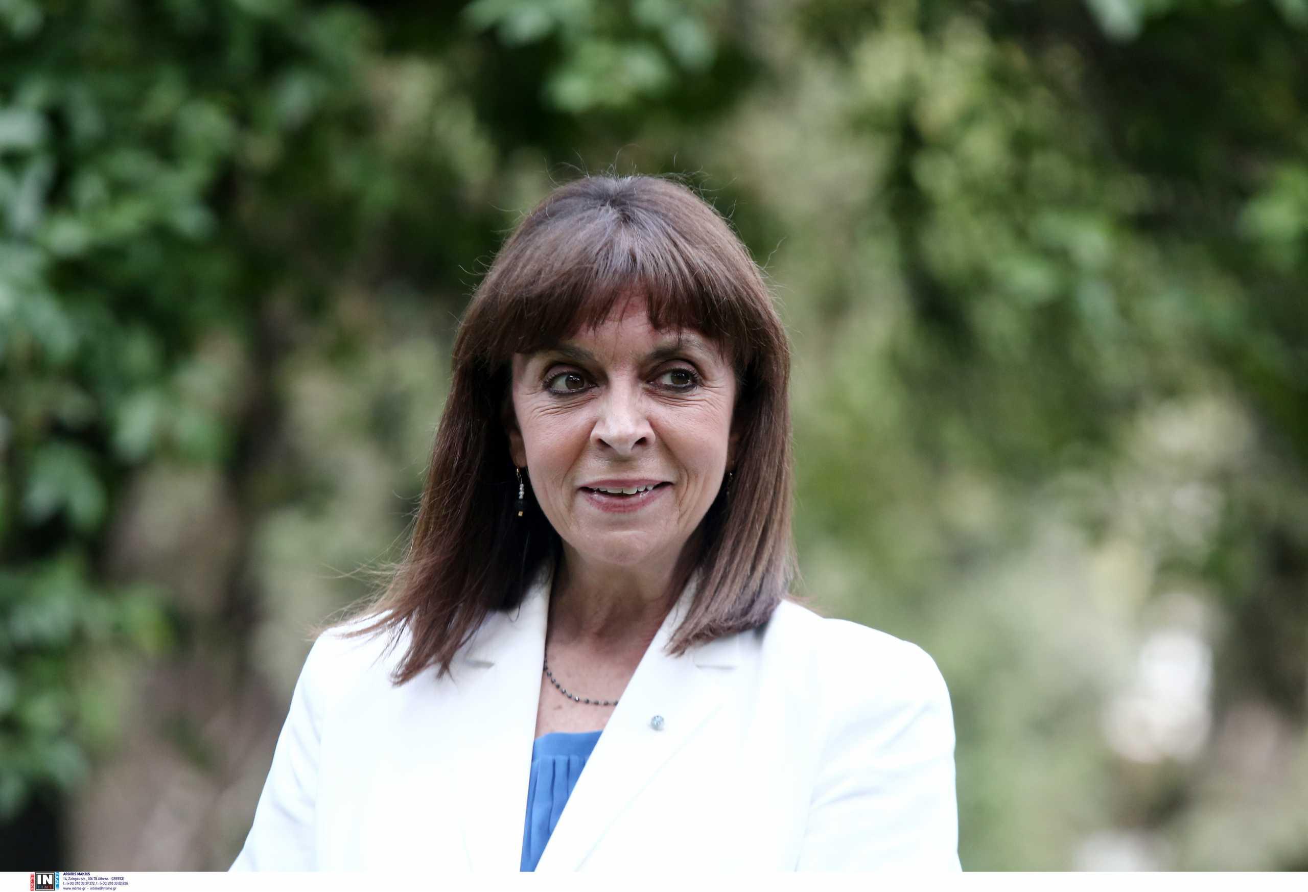 Κατερίνα Σακελλαροπούλου: Θερμά συγχαρητήρια στους Παναγιώτη Τριανταφύλλου και Δημοσθένη Μιχαλεντζάκη