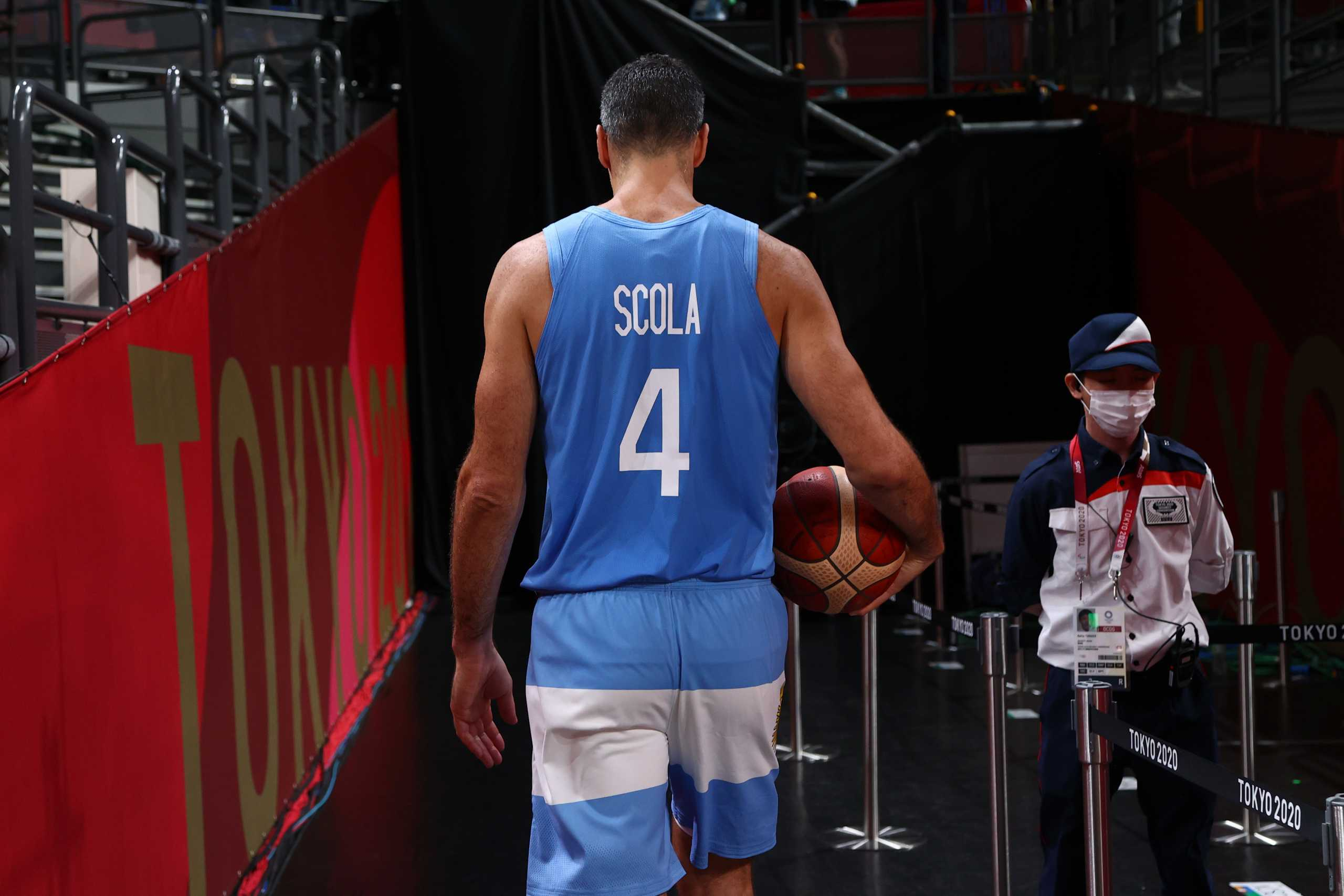 Ολυμπιακοί Αγώνες: Αποθέωση και συγκίνηση στο «αντίο» του Λούις Σκόλα