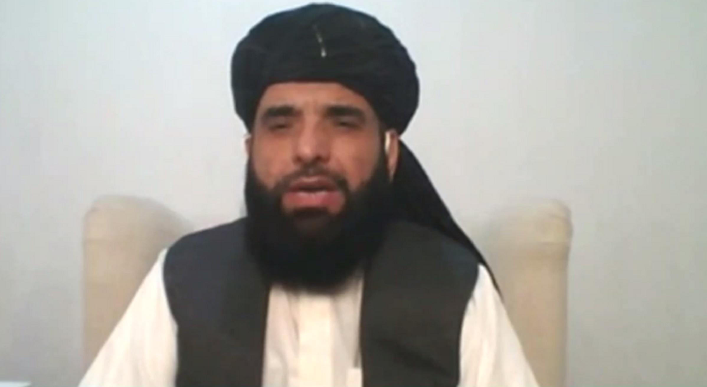Εκπρόσωπος Ταλιμπάν στο Mega: Δεν αποκλείει ένοπλη αντίδραση αν δεν φύγουν οι ΗΠΑ – Ο ρόλος των γυναικών στη νέα εποχή
