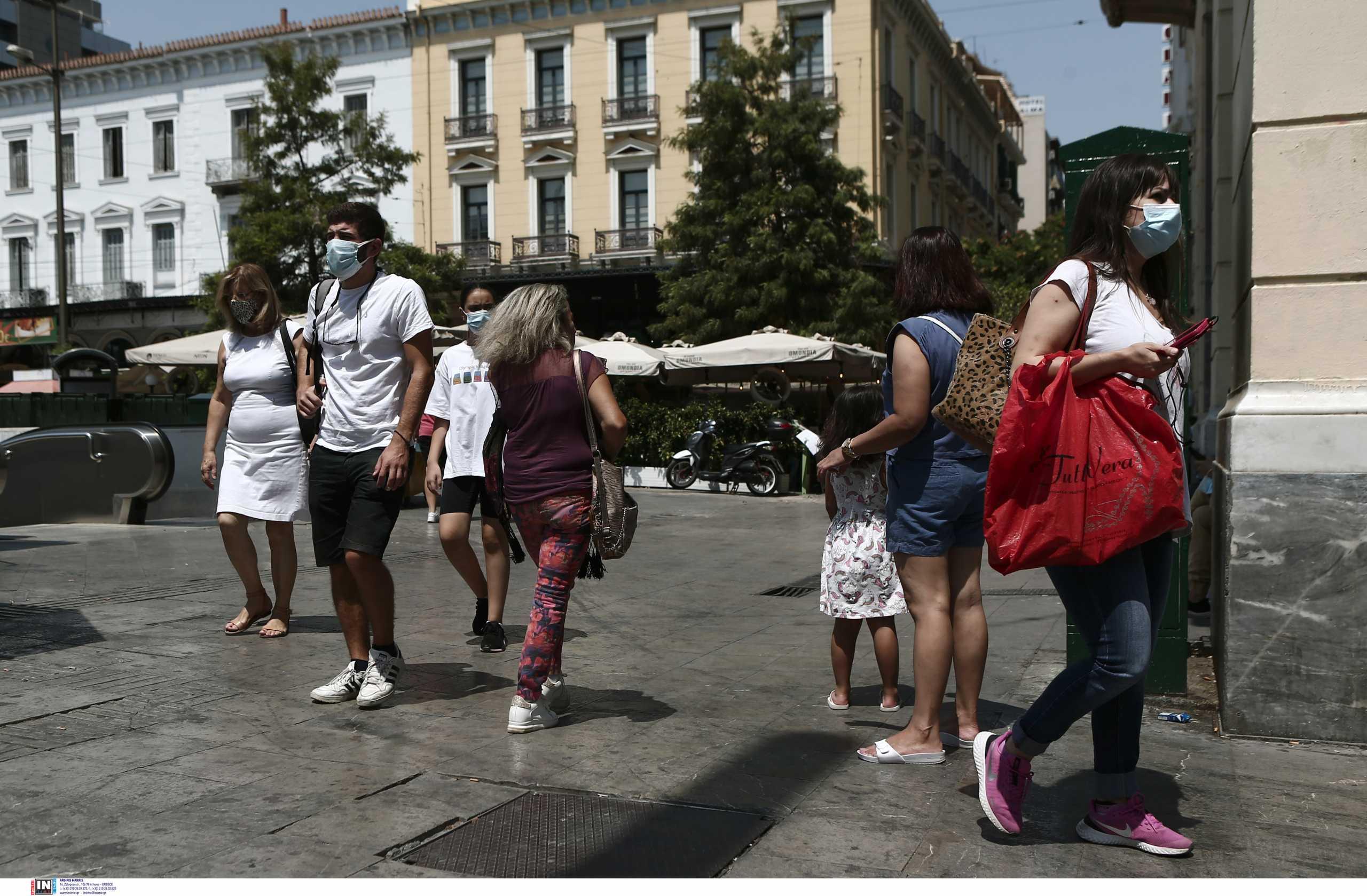 Κορονοϊός: Μεγάλη διασπορά σε όλη την Ελλάδα – Στα «κόκκινα» Αττική, Κρήτη, Θεσσαλονίκη και Ρόδος σήμερα 13/08