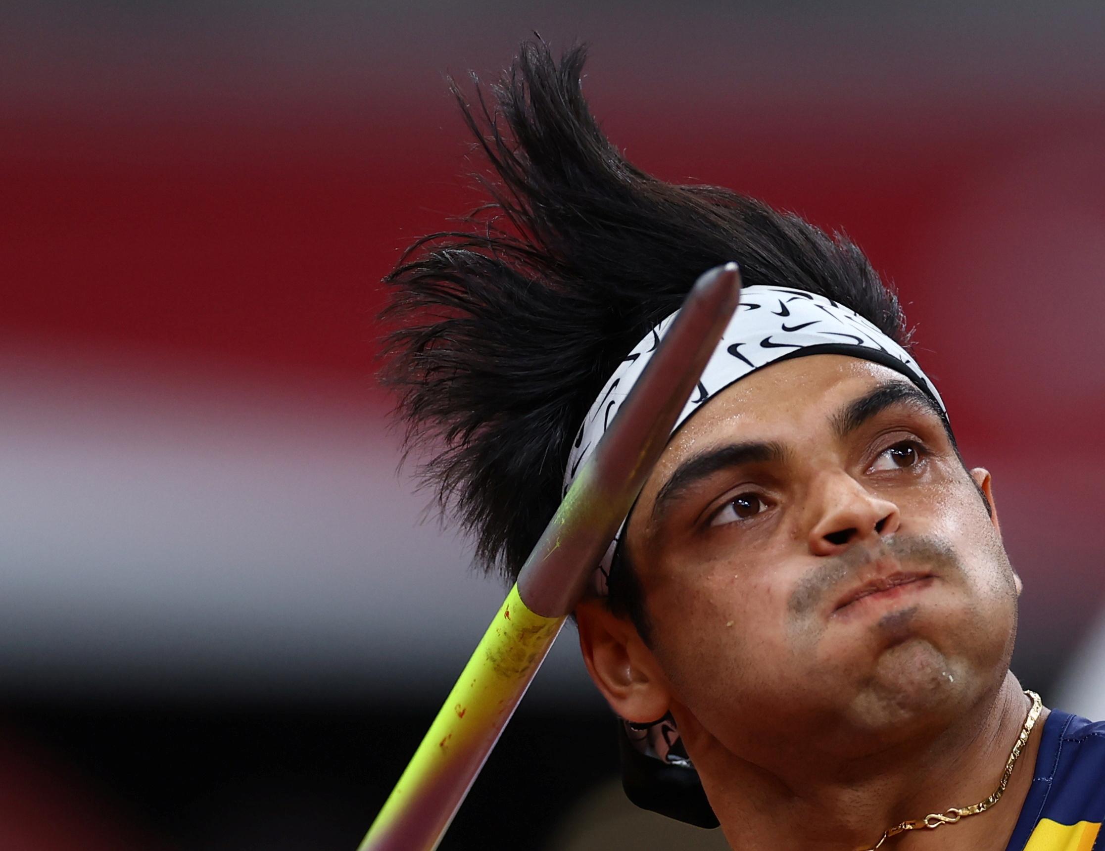 Ολυμπιακοί Αγώνες: Πρώτο χρυσό για την Ινδία στο στίβο με τον ακοντιστή Τσόπρα να γράφει ιστορία