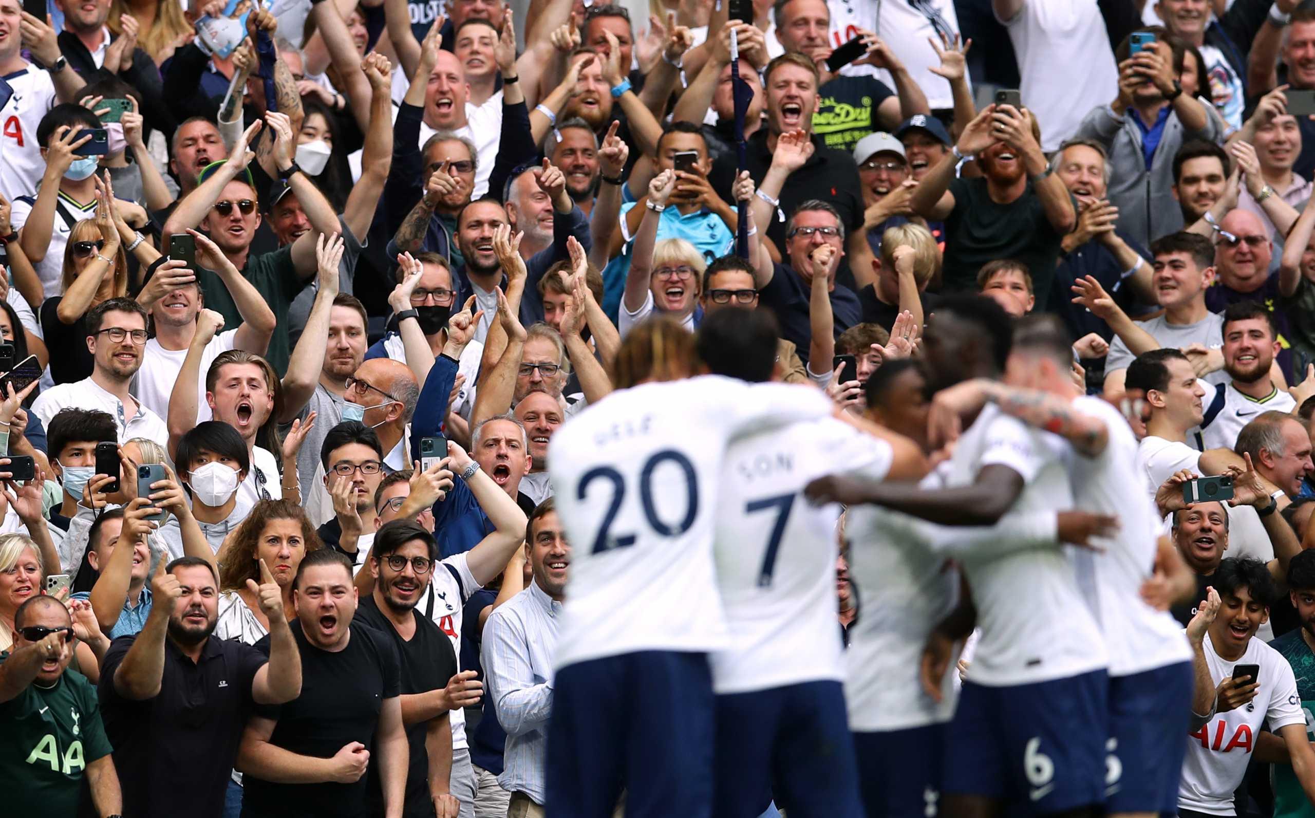 Premier League: Η Τότεναμ «σόκαρε» την πρωταθλήτρια Σίτι με Σον στην πρεμιέρα