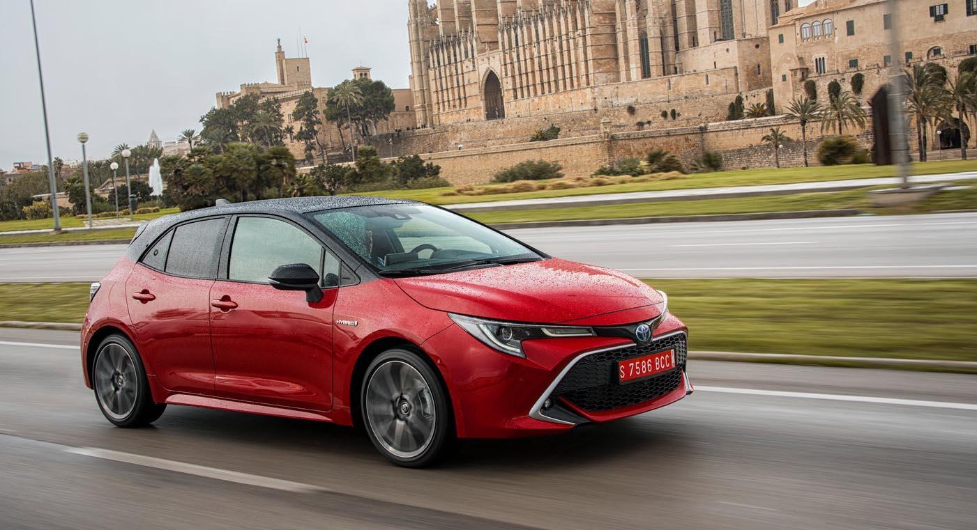 Toyota: Η Corolla έσπασε το φράγμα των 50 εκατ. πωλήσεων!