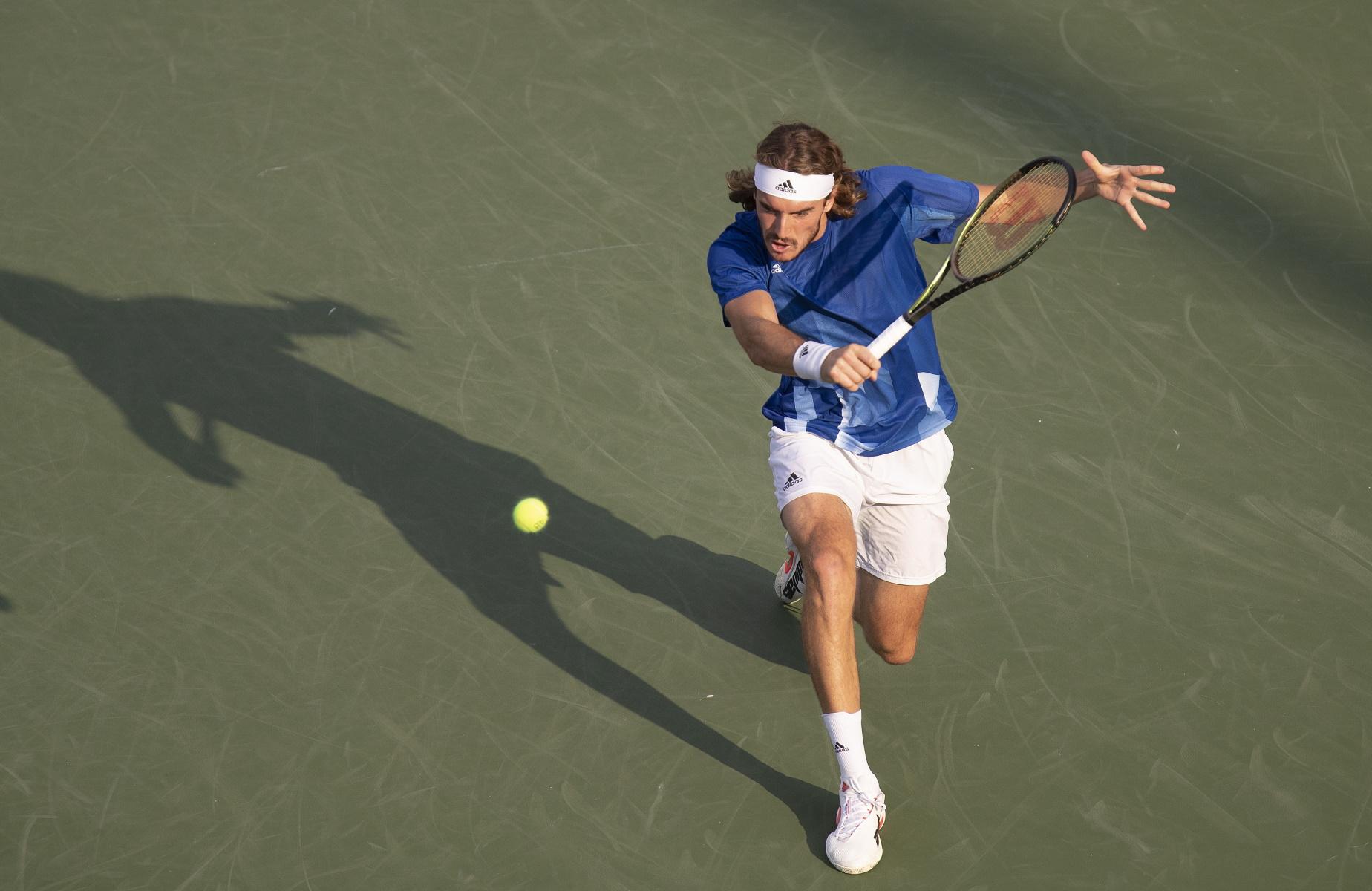 US Open: Με Στέφανο Τσιτσιπά και Βαλεντίνη Γραμματικοπούλου η πρεμιέρα