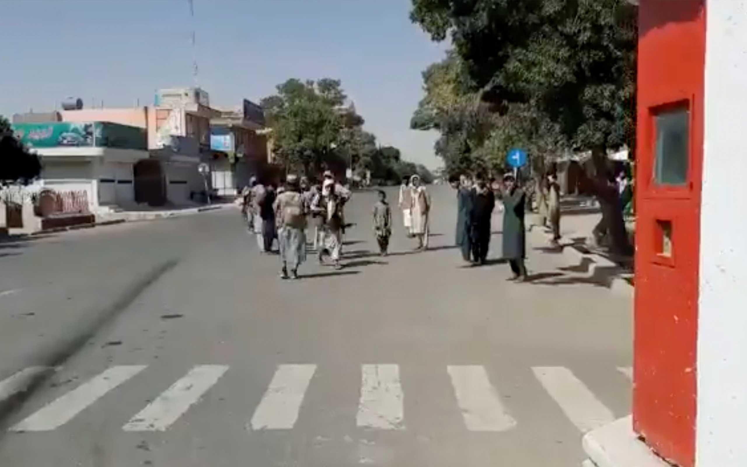 Αφγανιστάν: Πλησιάζουν την Καμπούλ οι Ταλιμπάν – Κατέλαβαν πόλη σε κοντινή απόσταση