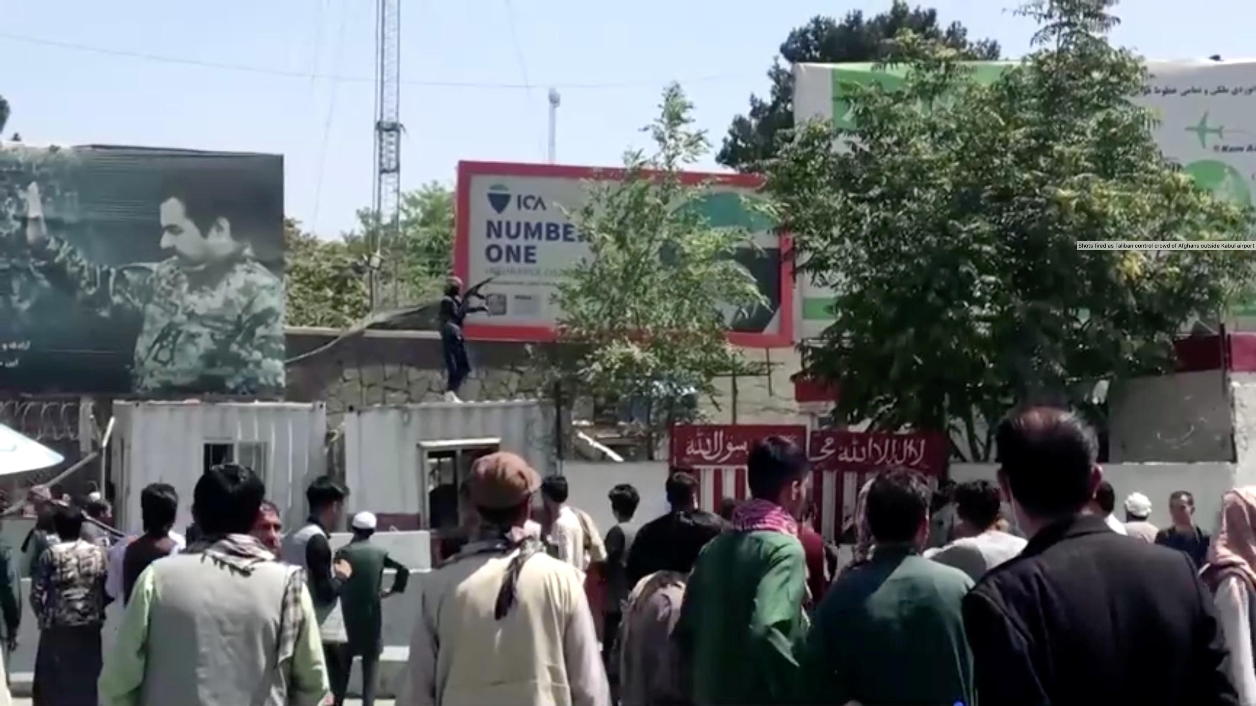Αφγανιστάν: Ο Μπάιντεν ψάχνει τρόπους να απομακρύνει Αμερικανούς και πρόσφυγες από τη χώρα
