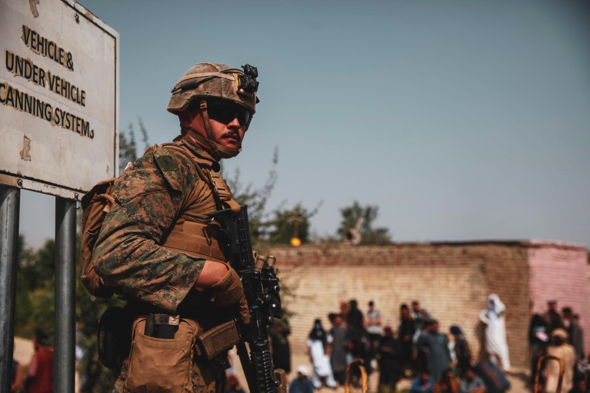 Αφγανοί πρόσφυγες στην Ισπανία ύστερα από συμφωνία με τις ΗΠΑ