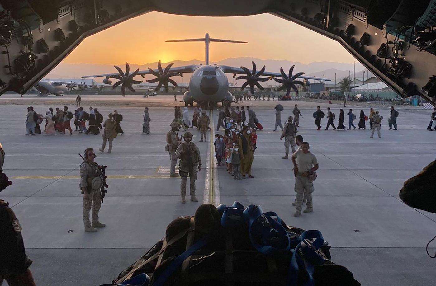 Μπάιντεν για Αφγανιστάν: Η αποχώρηση των στατιωτών μας ήταν η καλύτερη απόφαση