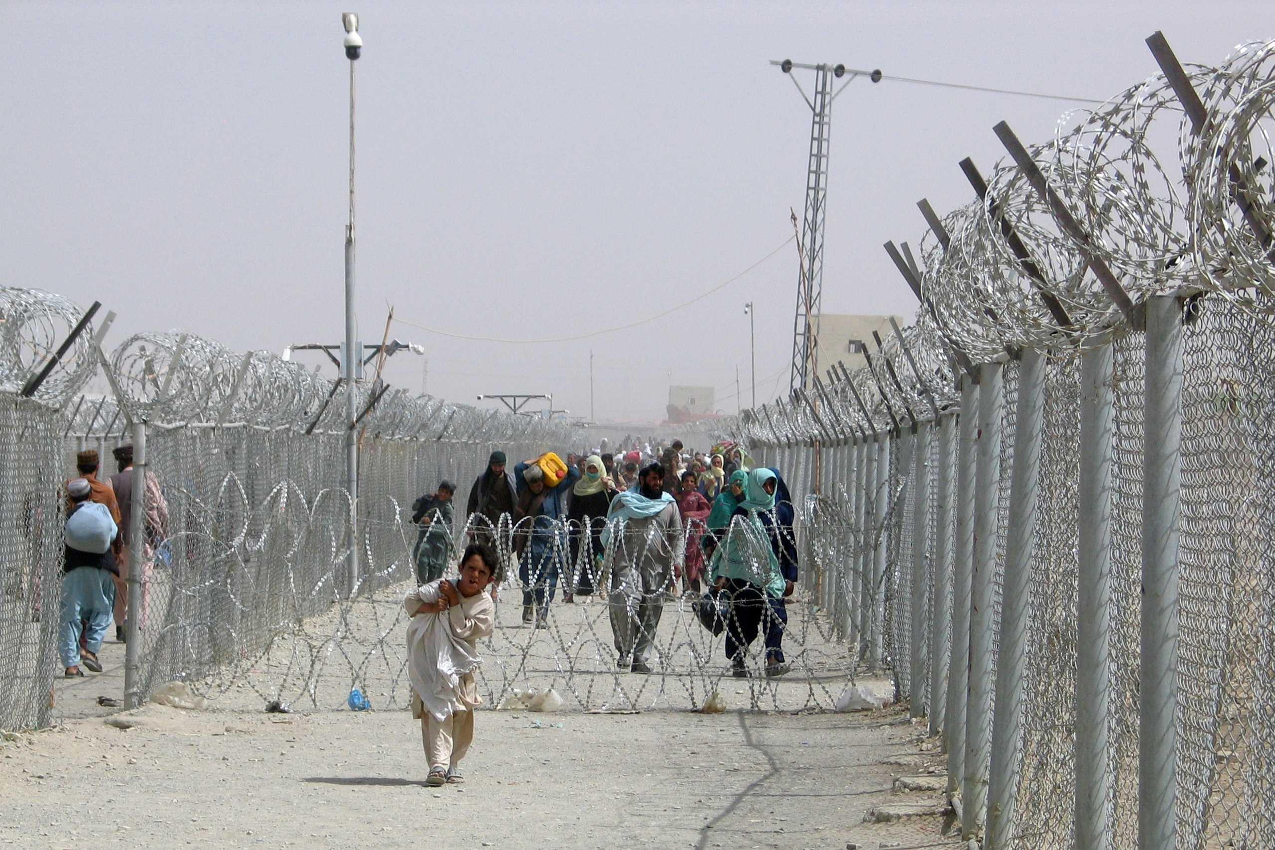 ΟΗΕ: Οι Αφγανοί που κινδυνεύουν «δεν έχουν τρόπο διαφυγής»