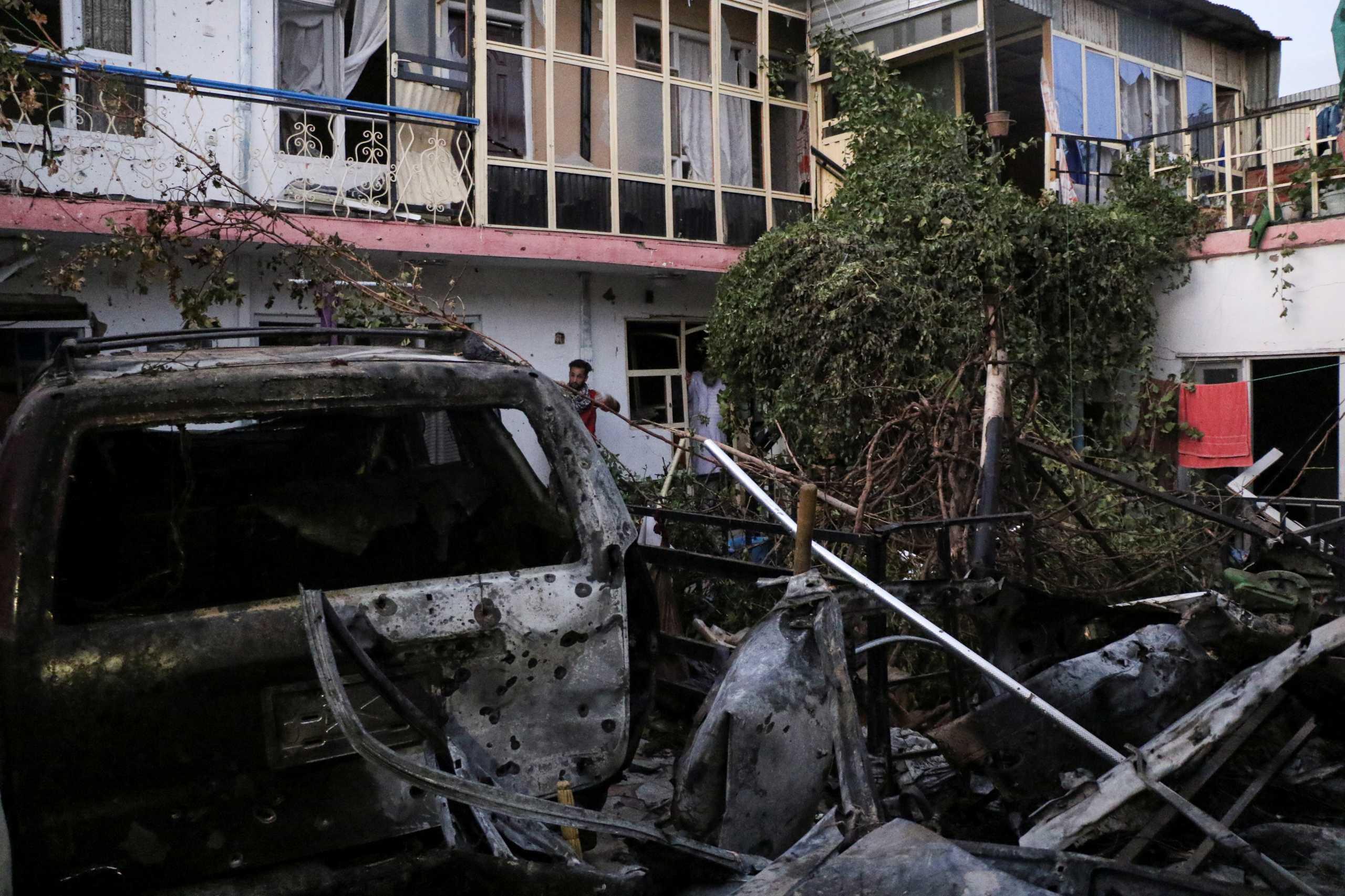 Αφγανιστάν: Ρουκέτες και εκρήξεις στην Καμπούλ με στόχο το αεροδρόμιο