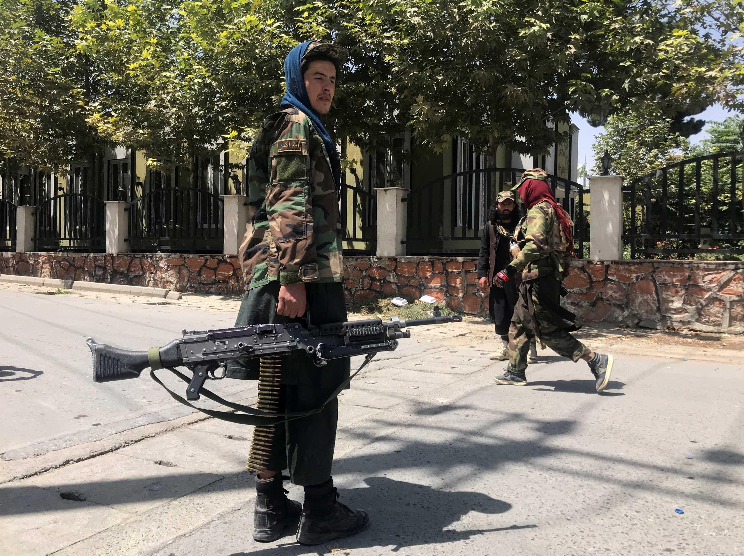 Αφγανιστάν: Οι Ταλιμπάν δίνουν αμνηστία στους κρατικούς λειτουργούς