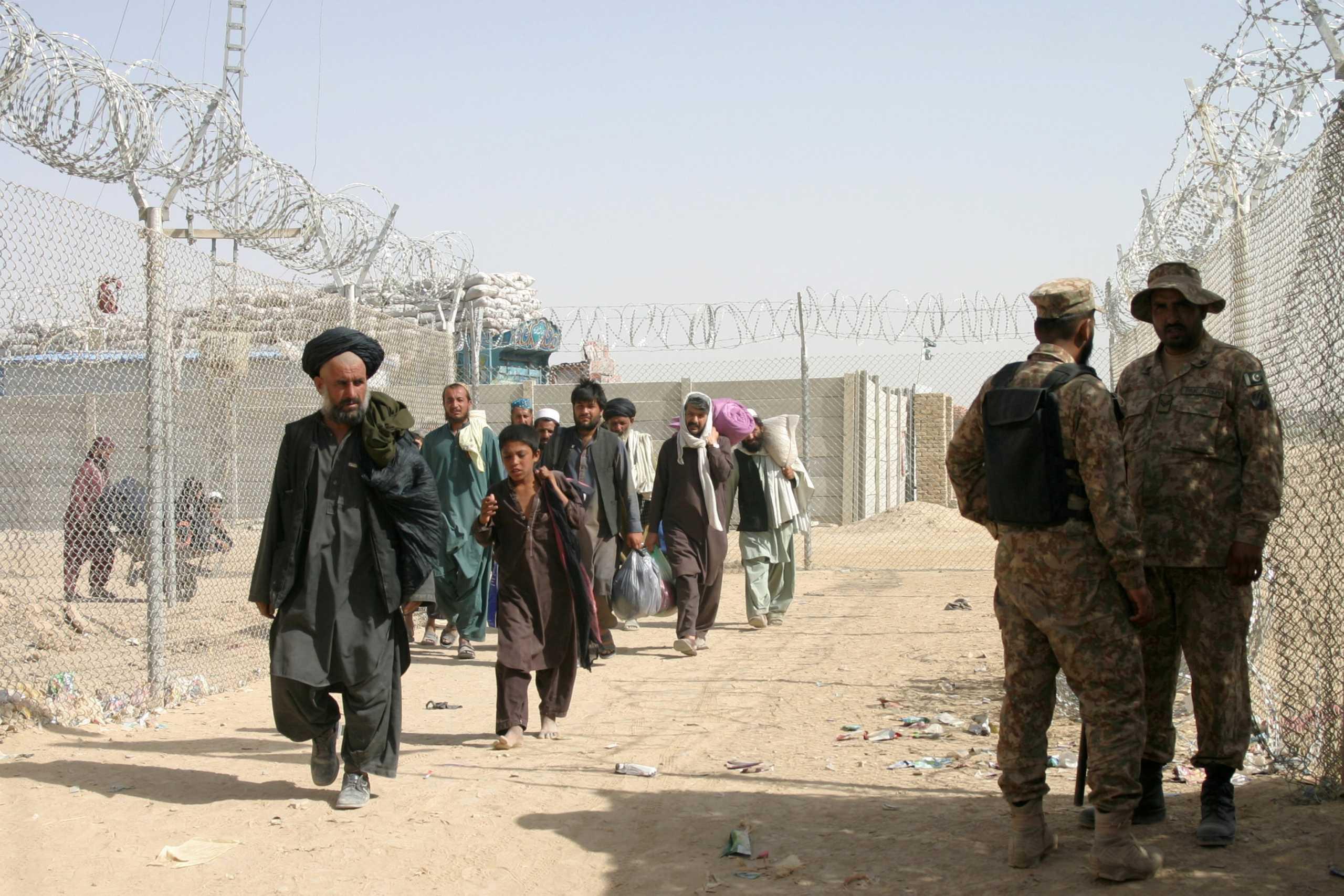 Μαργαρίτης Σχοινάς για Αφγανιστάν: «Να μειώσουμε την πιθανότητα για μεγάλες προσφυγικές ροές»