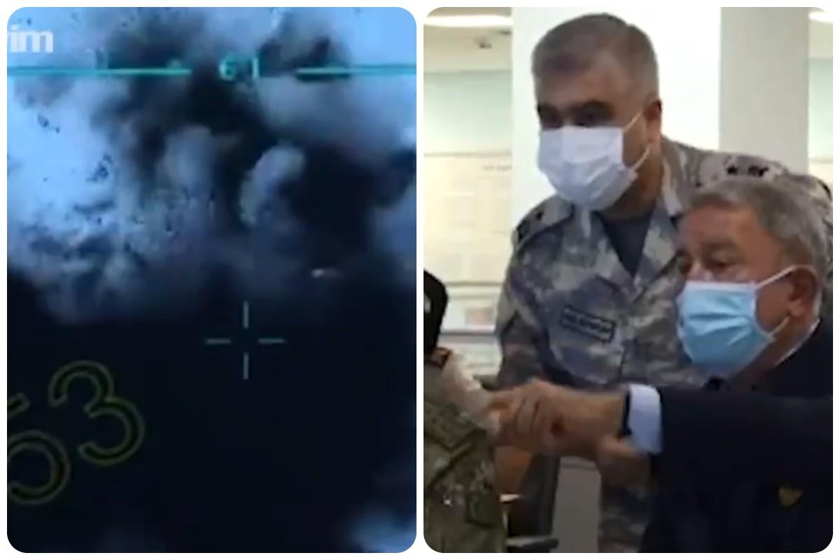 Τουρκία: «Τονωτικές ενέσεις» με τον Χουλουσί Ακάρ να «εξολοθρεύει τρομοκράτες» [vid]