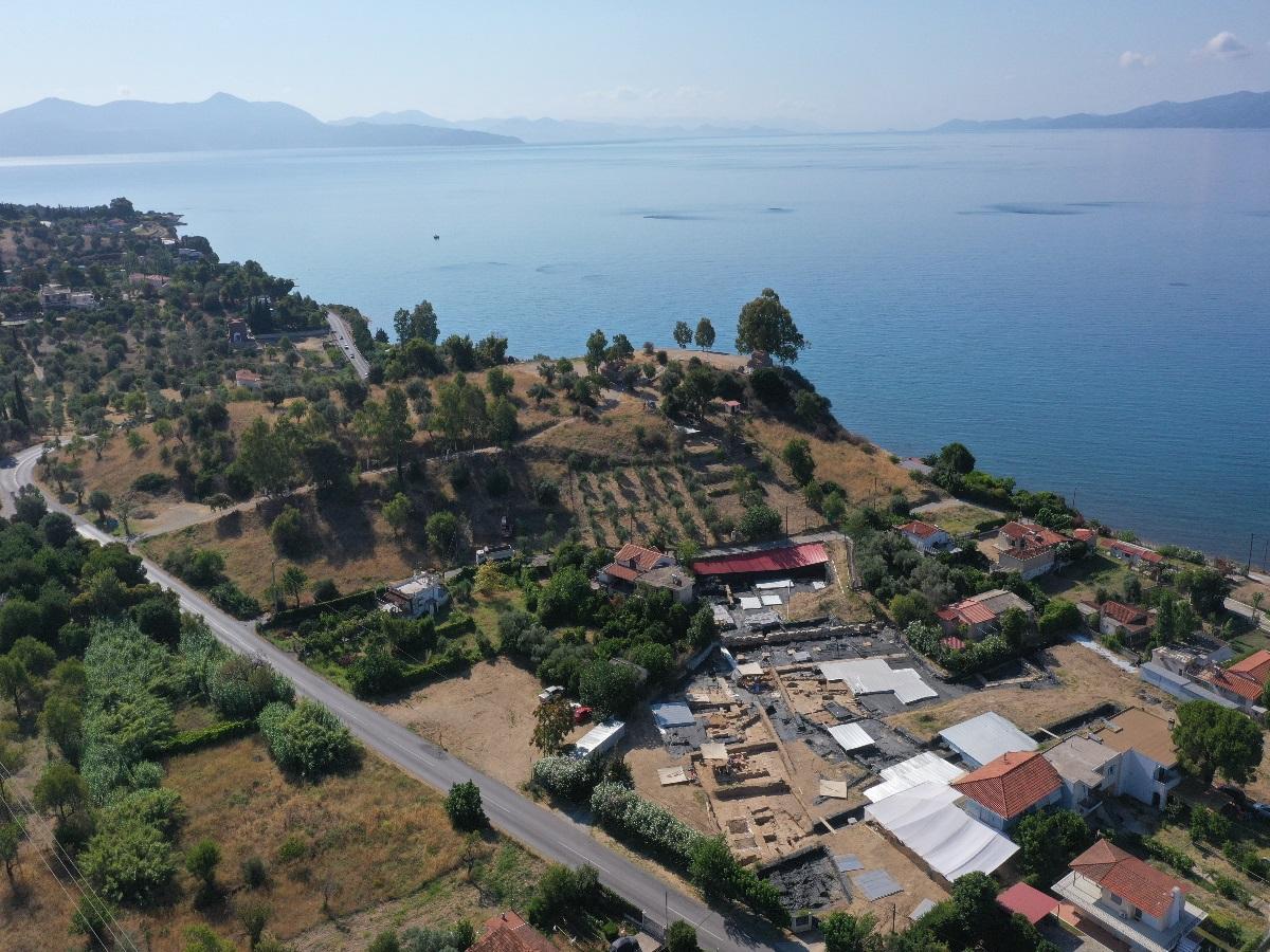 Αμάρυνθος: Αυτά είναι τα ευρήματα από το ναό της Αμαρυσίας Αρτέμιδος