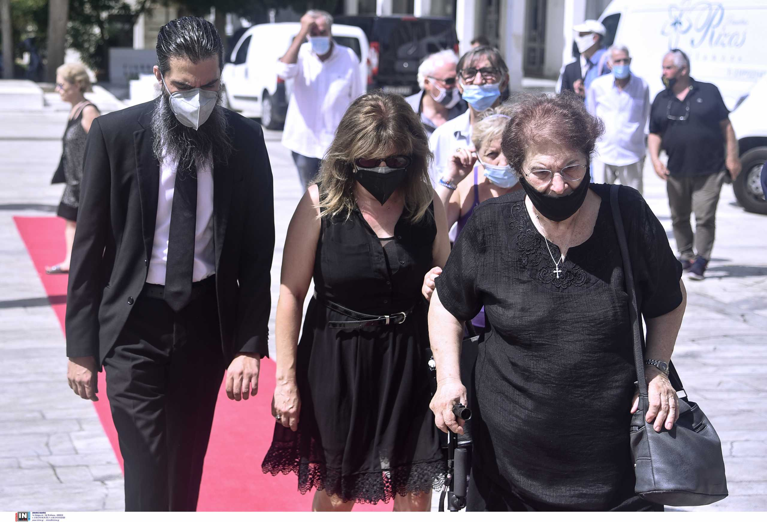 Ανέστης Βλάχος: Τελευταίο αντίο στον «κακό» του ελληνικού σινεμά