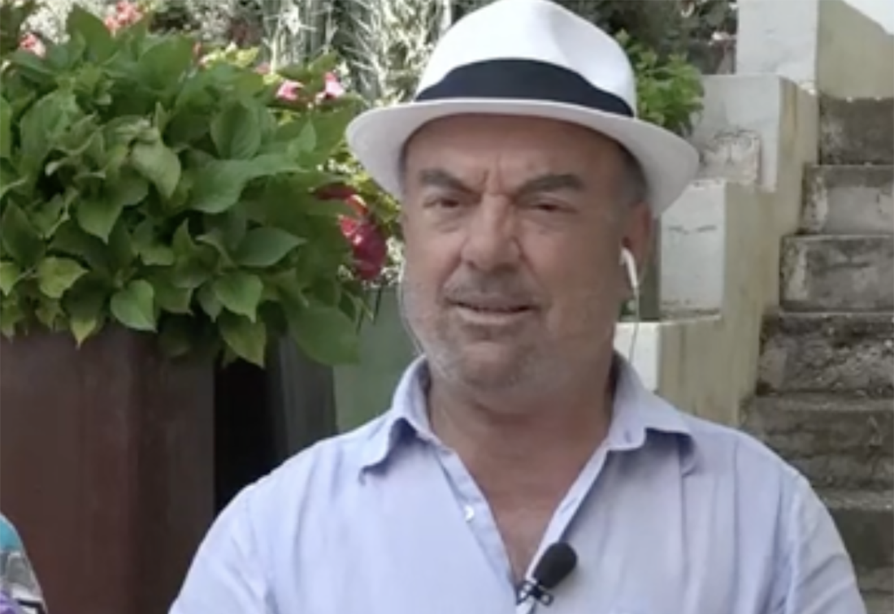 Ο Αντώνης Ξένος για το σοβαρό τροχαίο που είχε: «Ήμουν για έξι ώρες σε αφασία»