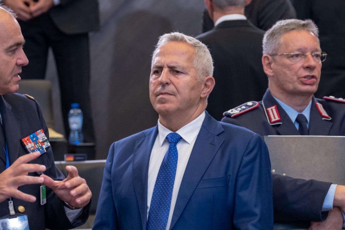 Ευάγγελος Αποστολάκης: Ποιος είναι ο υπουργός Πολιτικής Προστασίας