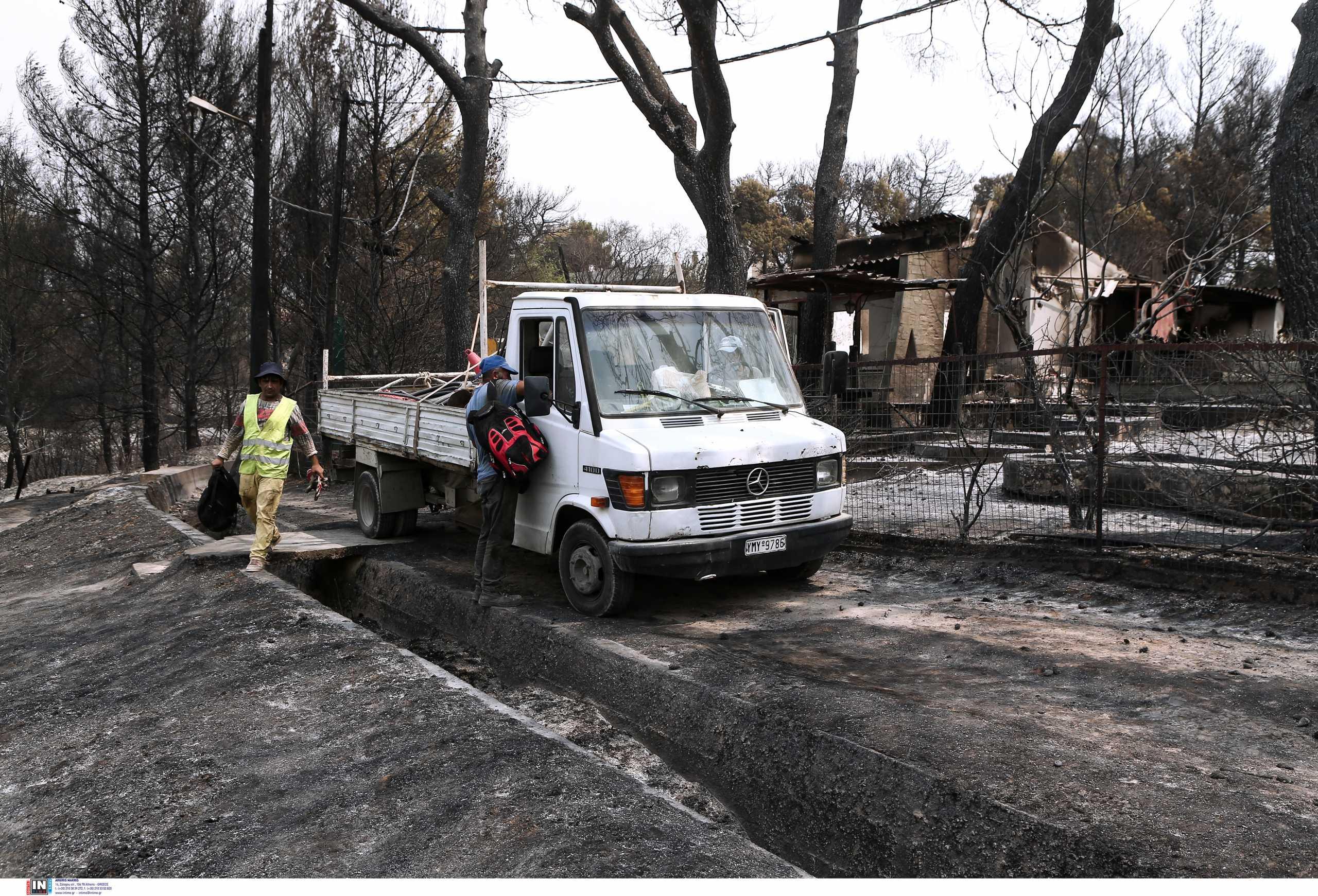 60.000 στρέμματα κάηκαν το πρώτο 4μερο του Αυγούστου