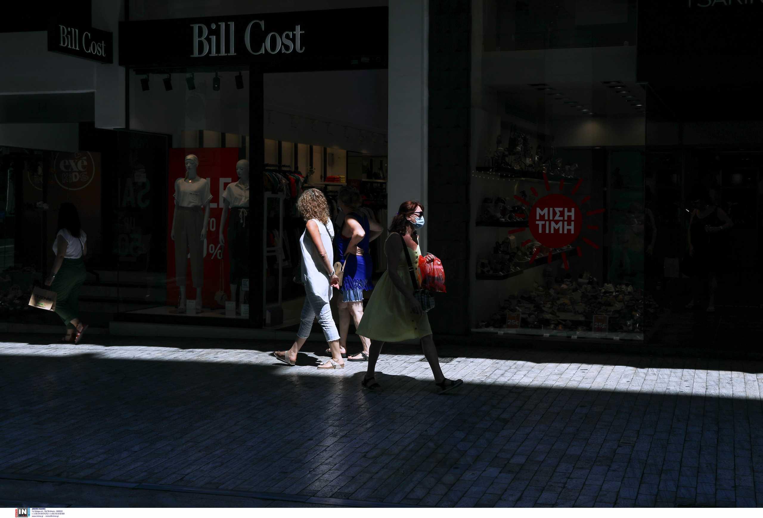 Κορονοϊός: Νέα σενάρια για 10.000 κρούσματα την ημέρα – Οι δείκτες «δείχνουν» νέα μέτρα