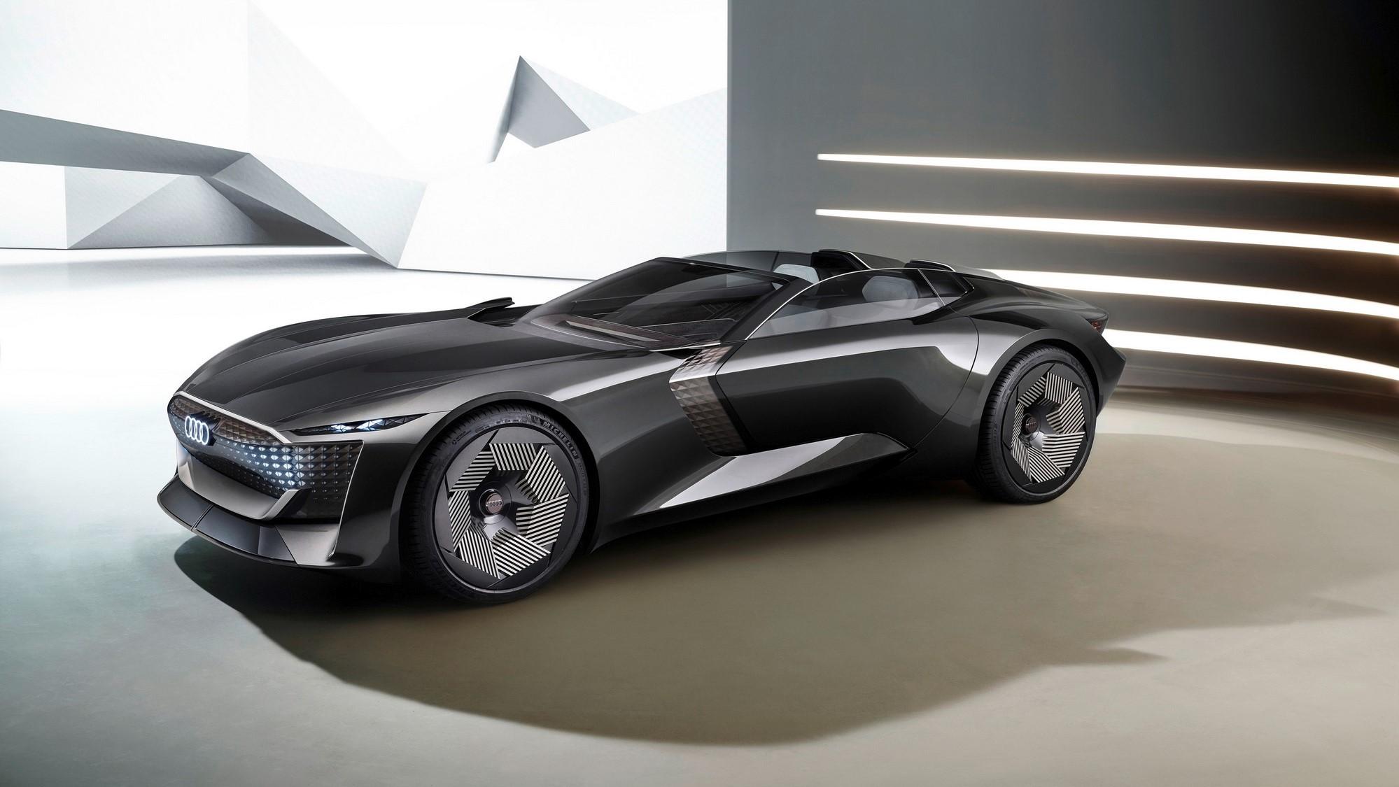 Audi: Μας δείχνει το μέλλον με το πρωτότυπο skysphere (video)