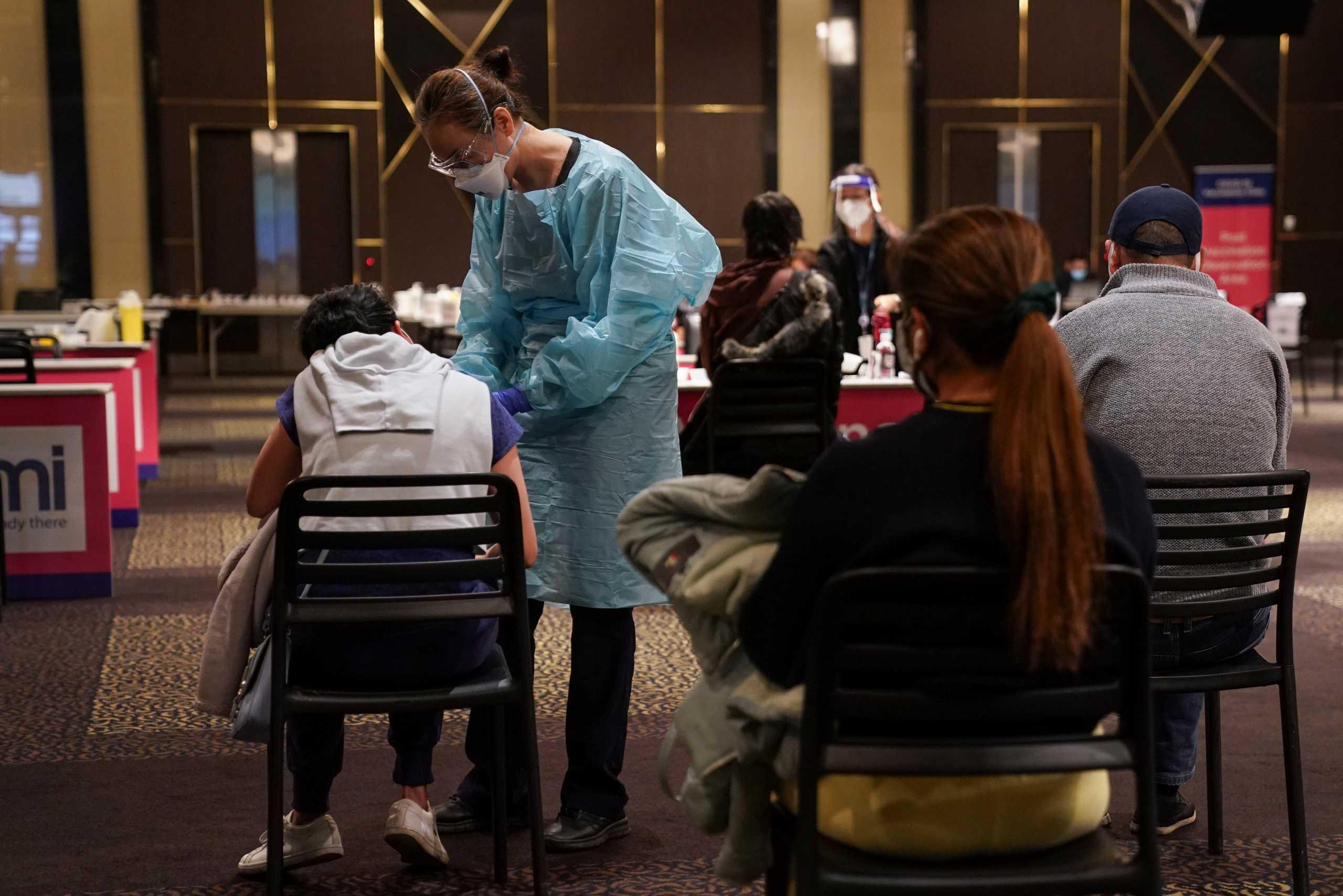 Αυστραλία: Ακόμη 1 εκατομμύριο δόσεις της Moderna για να αντιμετωπιστεί η πανδημία