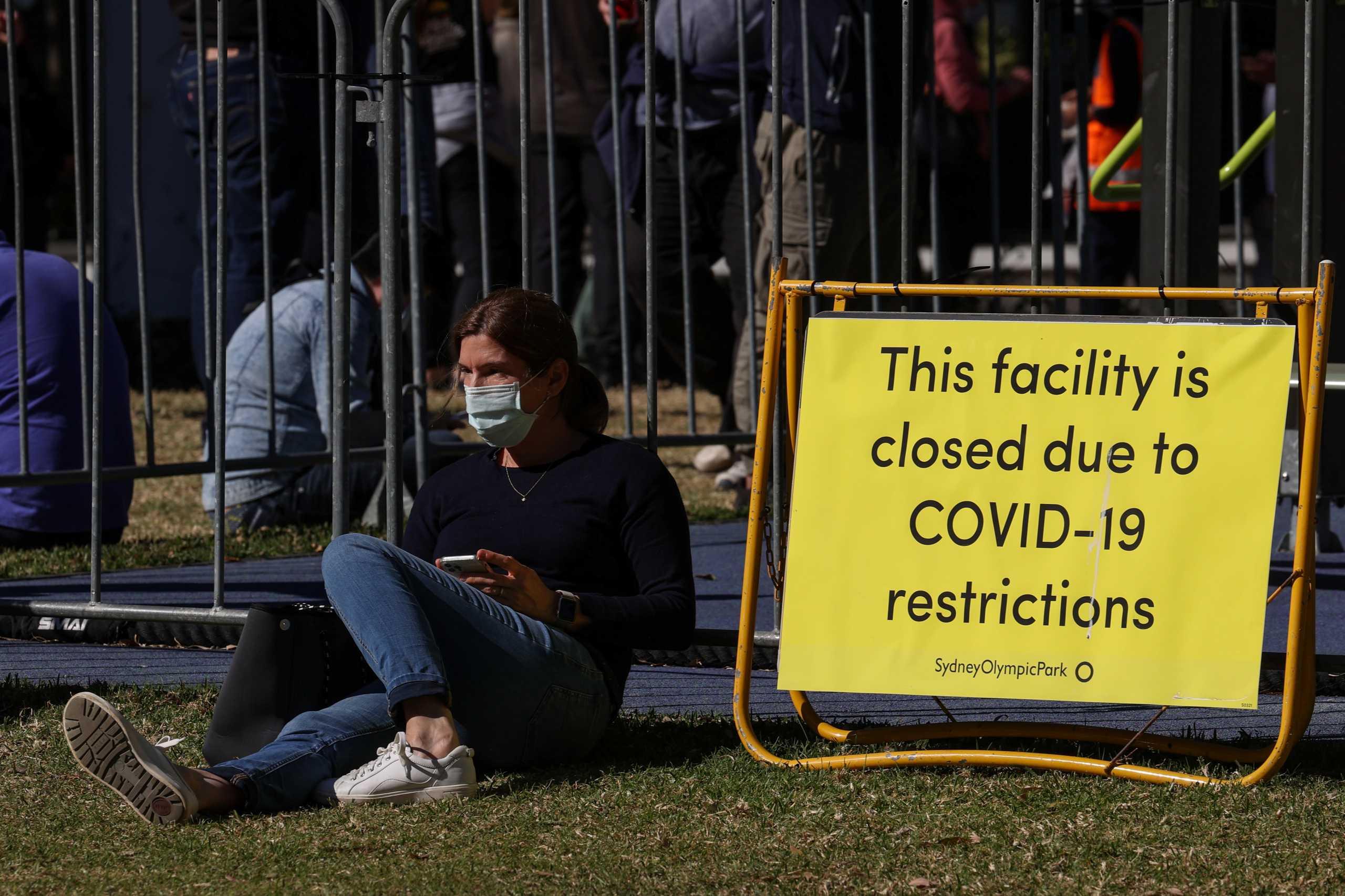 Κορονοϊός – Αυστραλία: Καταγράφηκε η πιο πολύνεκρη ημέρα στο Σίδνεϊ – Αυστηρό lockdown και οδοφράγματα