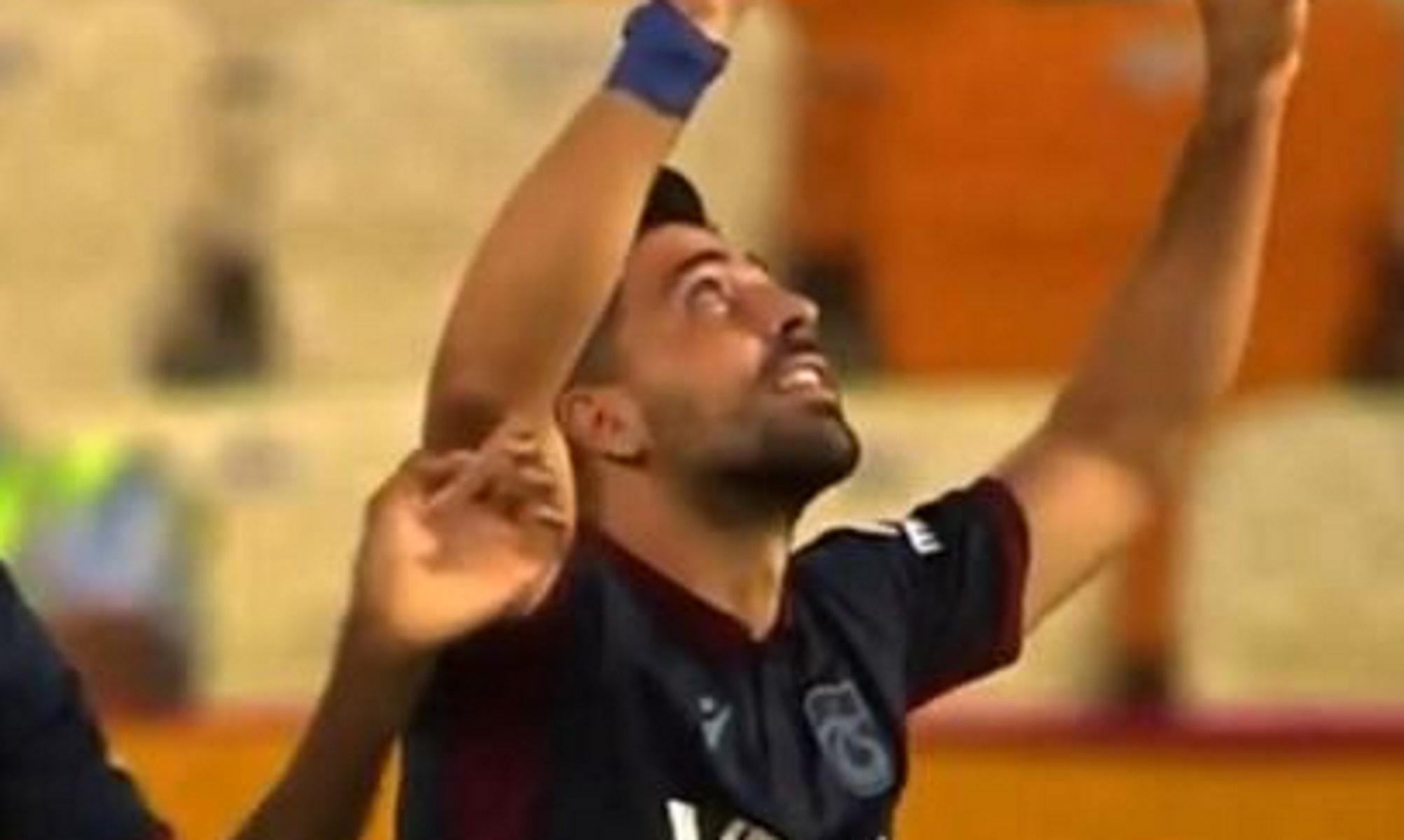 Ο Μπακασέτας πέτυχε το πρώτο γκολ της Τραμπζονσπόρ στο φετινό πρωτάθλημα Τουρκίας