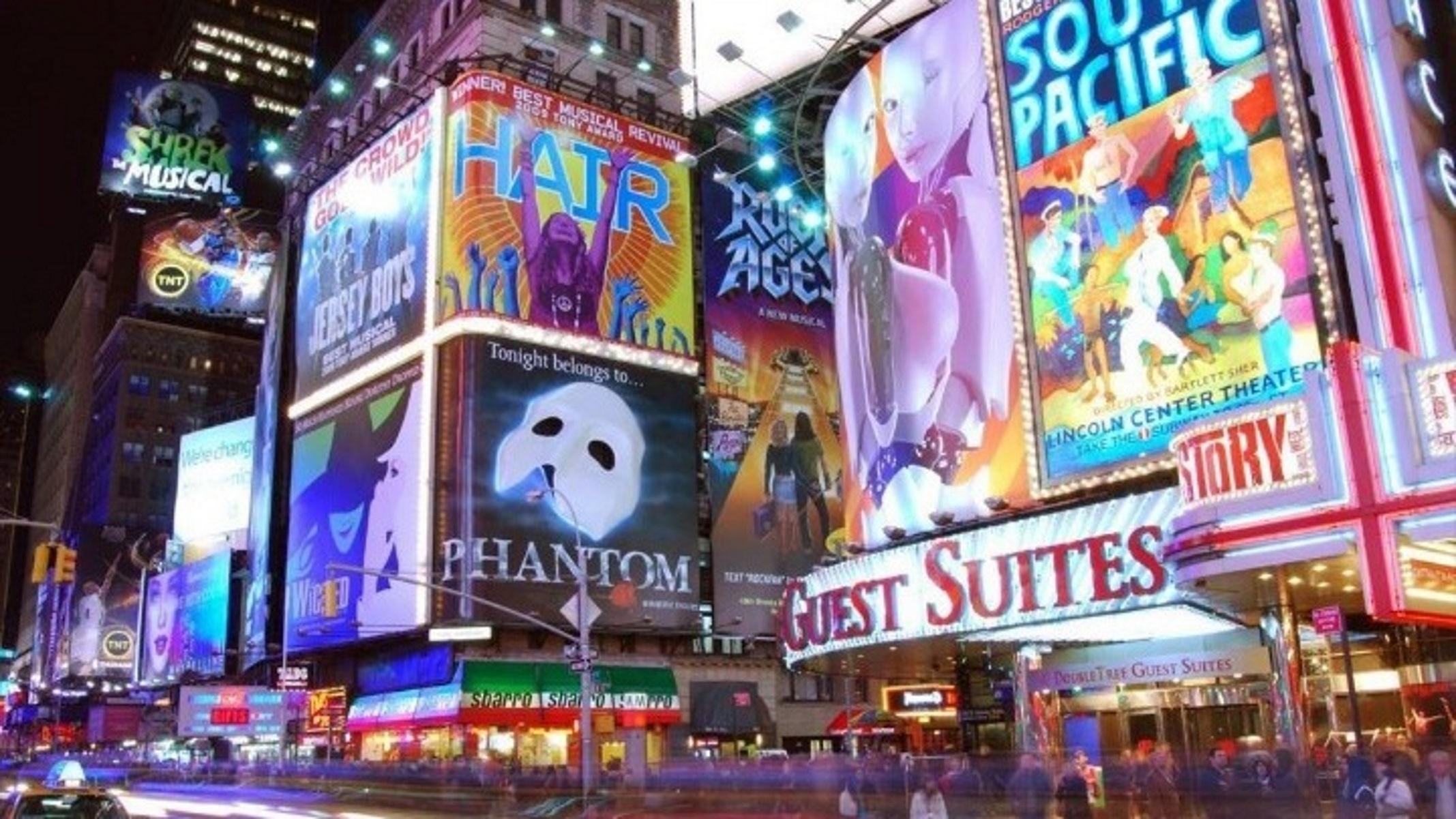 Μουσείο Μπρόντγουεϊ – Times Square: Σηκώνει αυλαία το 2022