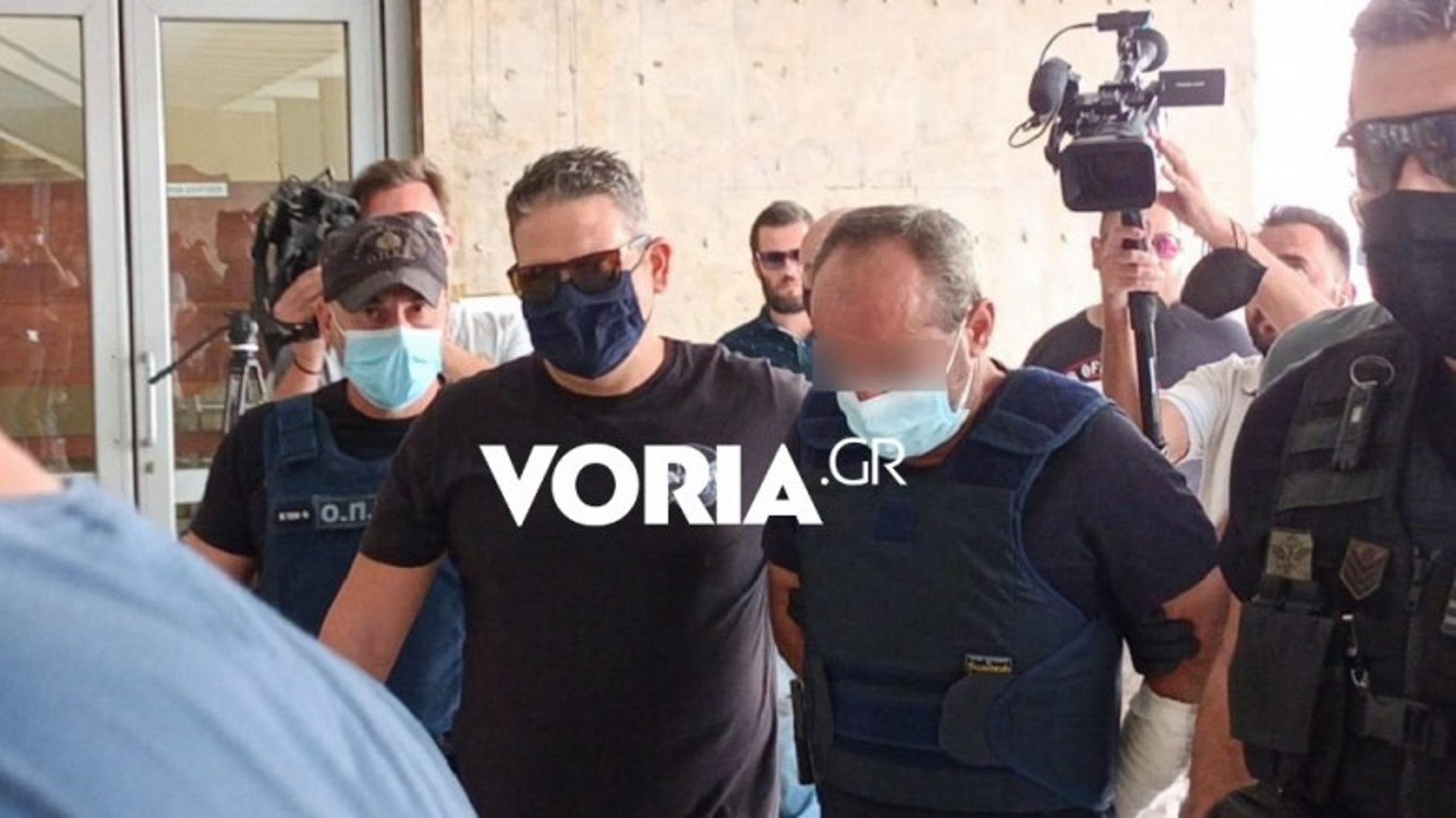 Γυναικοκτονία – Θεσσαλονίκη: Στον εισαγγελέα ο 48χρονος Γεωργιανός που έσφαξε τη σύντροφό του