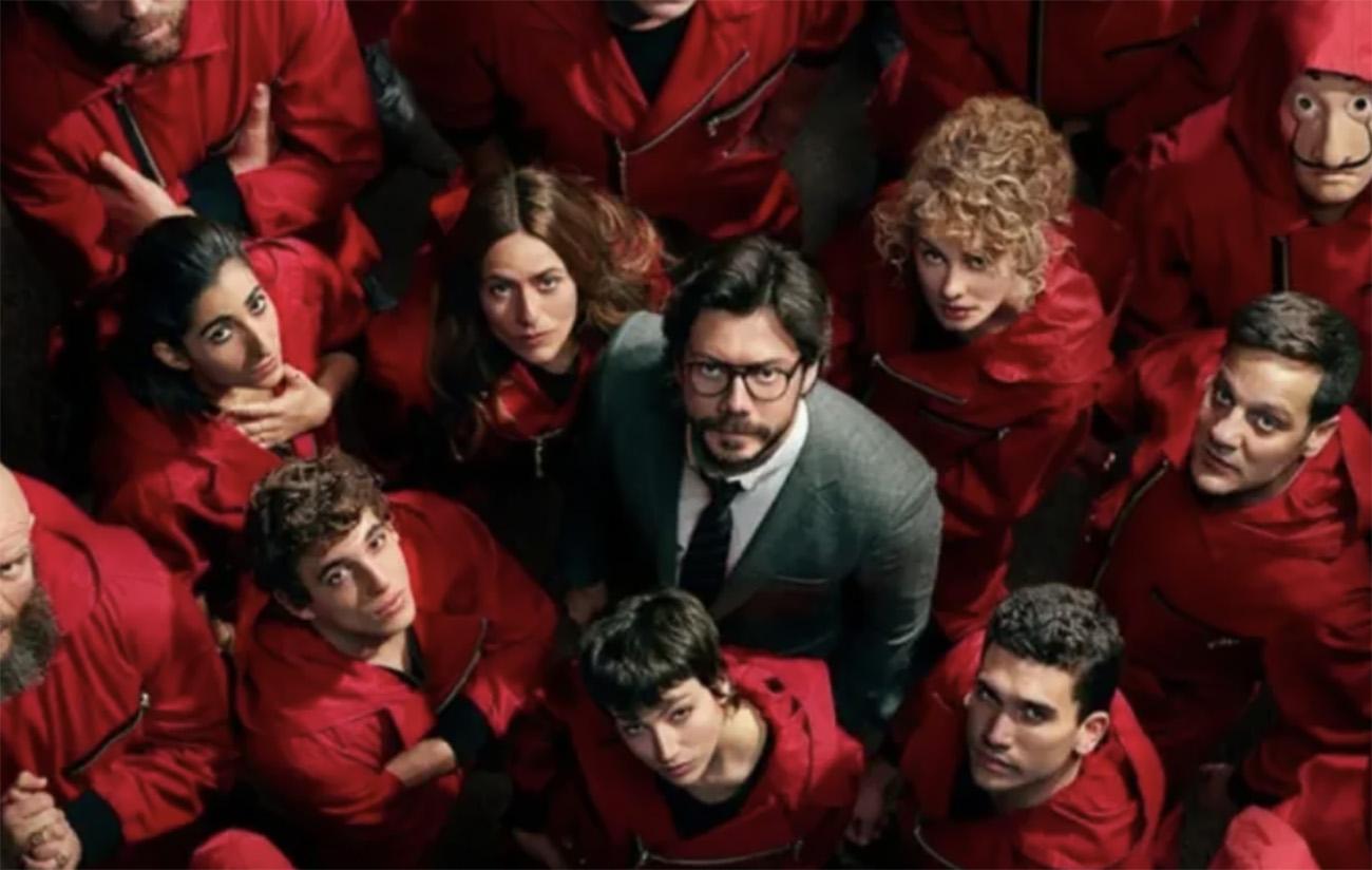 Casa de Papel: Σήμερα η πρεμιέρα της 5ης σεζόν στο Netflix – «Δεν είναι μάχη, είναι πόλεμος»