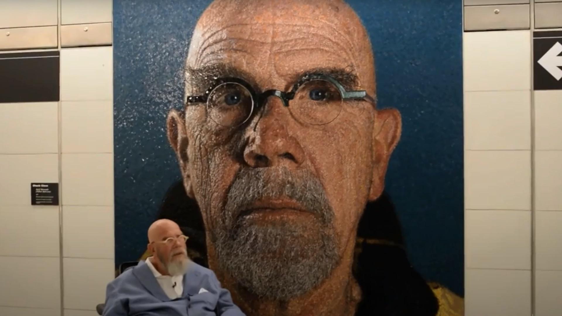 Τσακ Κλόους: Πέθανε στα 81 του ο ζωγράφος και φωτογράφος