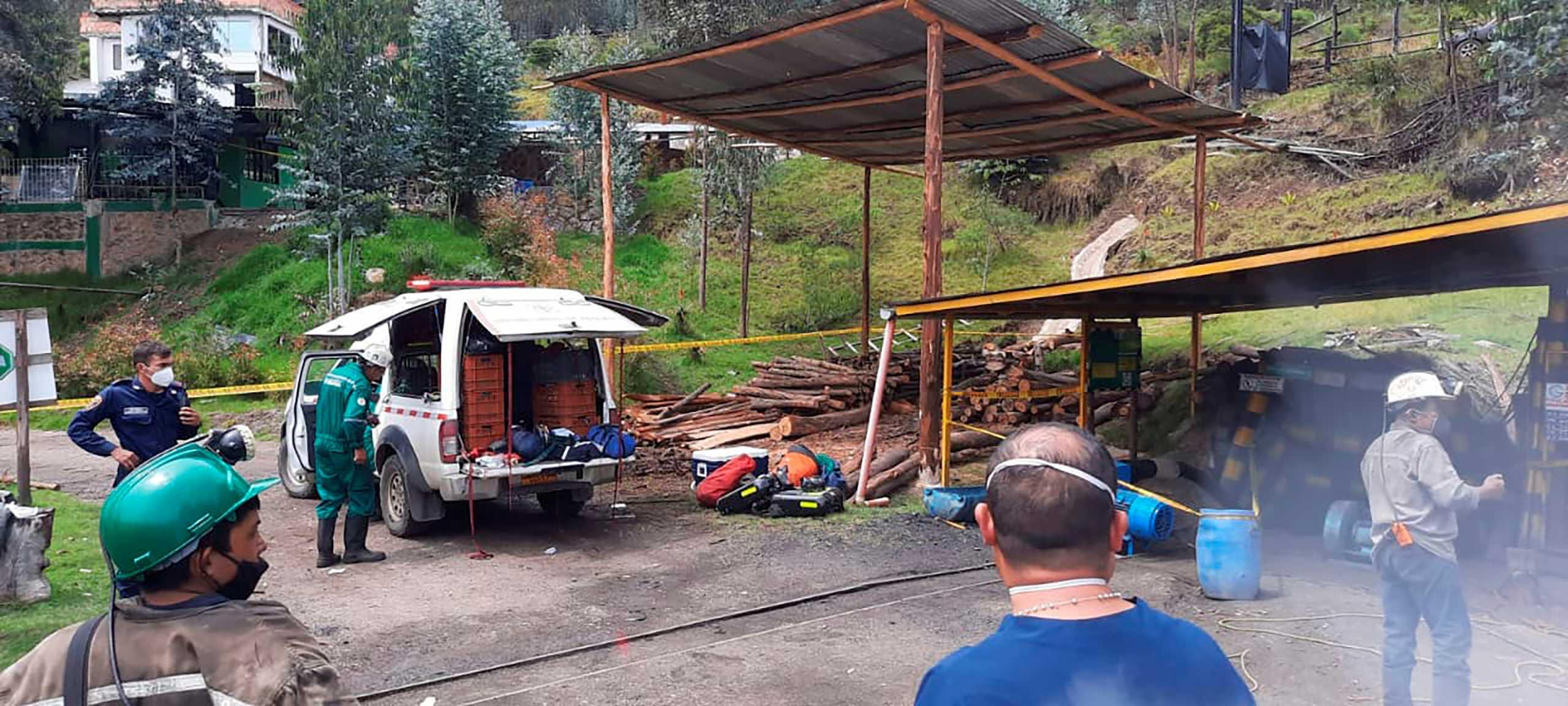 Κολομβία: Δώδεκα νεκροί από έκρηξη σε παράνομο ανθρακωρυχείο