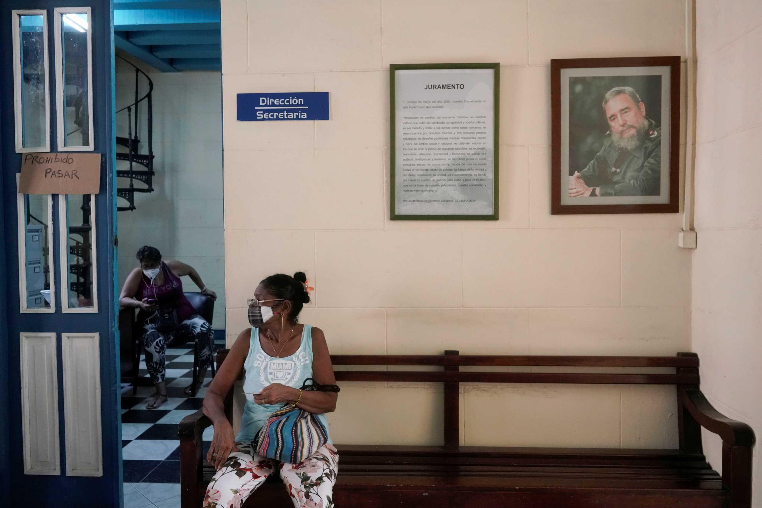 Κούβα: 85 νεκροί και πάνω από 8.000 νέα κρούσματα κορονοϊού