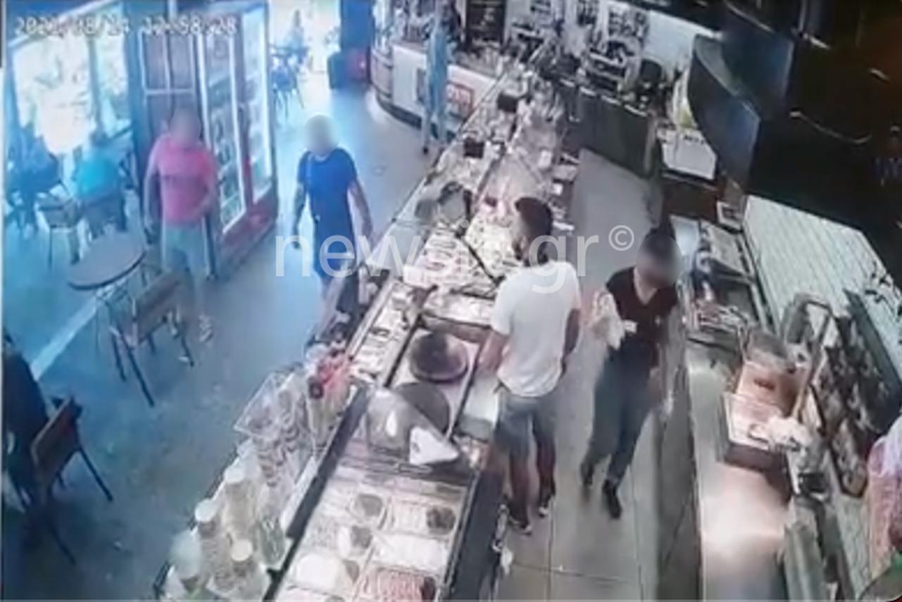 Συνέλαβαν τον «πιστολέρο» που πυροβόλησε ντελιβερά στο Γαλάτσι