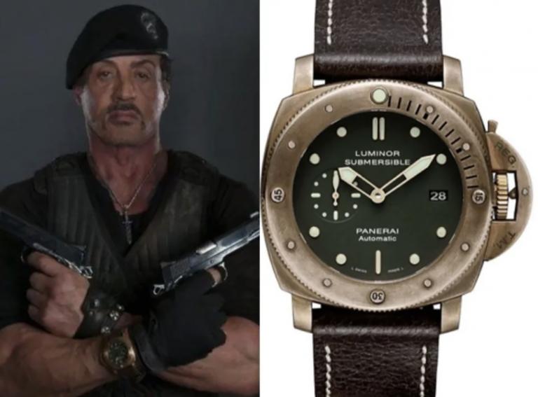 """Τα """"στρατιωτικά"""" ρολόγια που λατρεύουν όλοι οι ηθοποιοί ταινιών δράσης"""