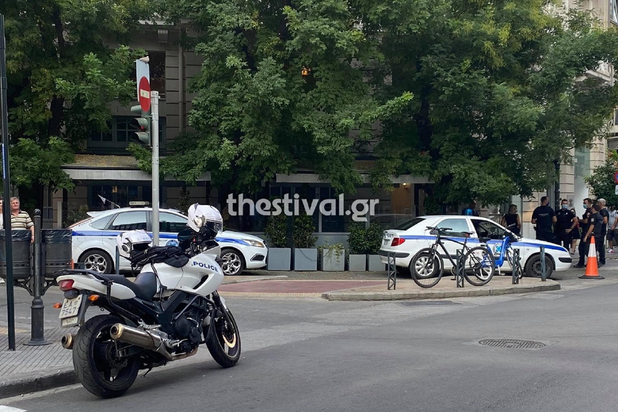 Συναγερμός στη Θεσσαλονίκη: Έστειλαν email για τοποθέτηση βόμβας σε τρία ξενοδοχεία