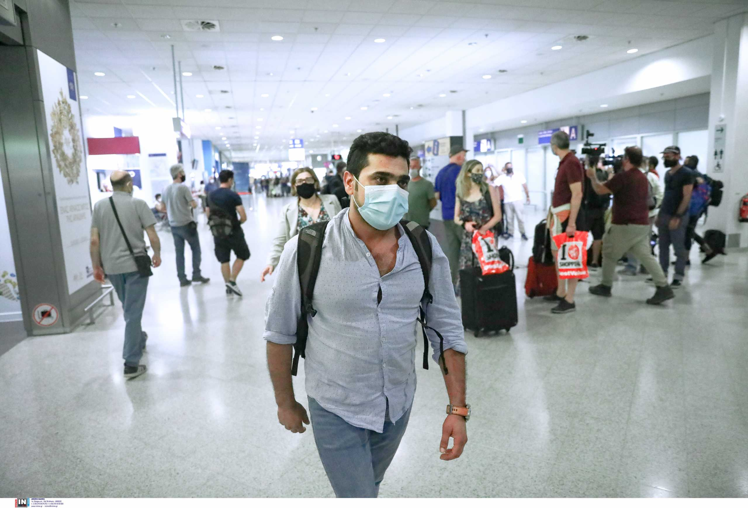 Έφτασε στην Αθήνα ο Έλληνας πολίτης που απεγκλωβίστηκε από την Καμπούλ