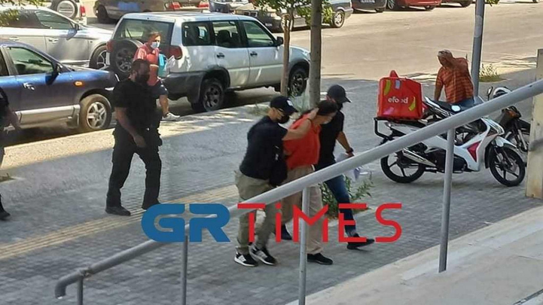 Θεσσαλονίκη: Στη φυλακή ο 48χρονος της «Επαναστατικής Αυτοάμυνας» – Θα μεταφερθεί στην Αθήνα
