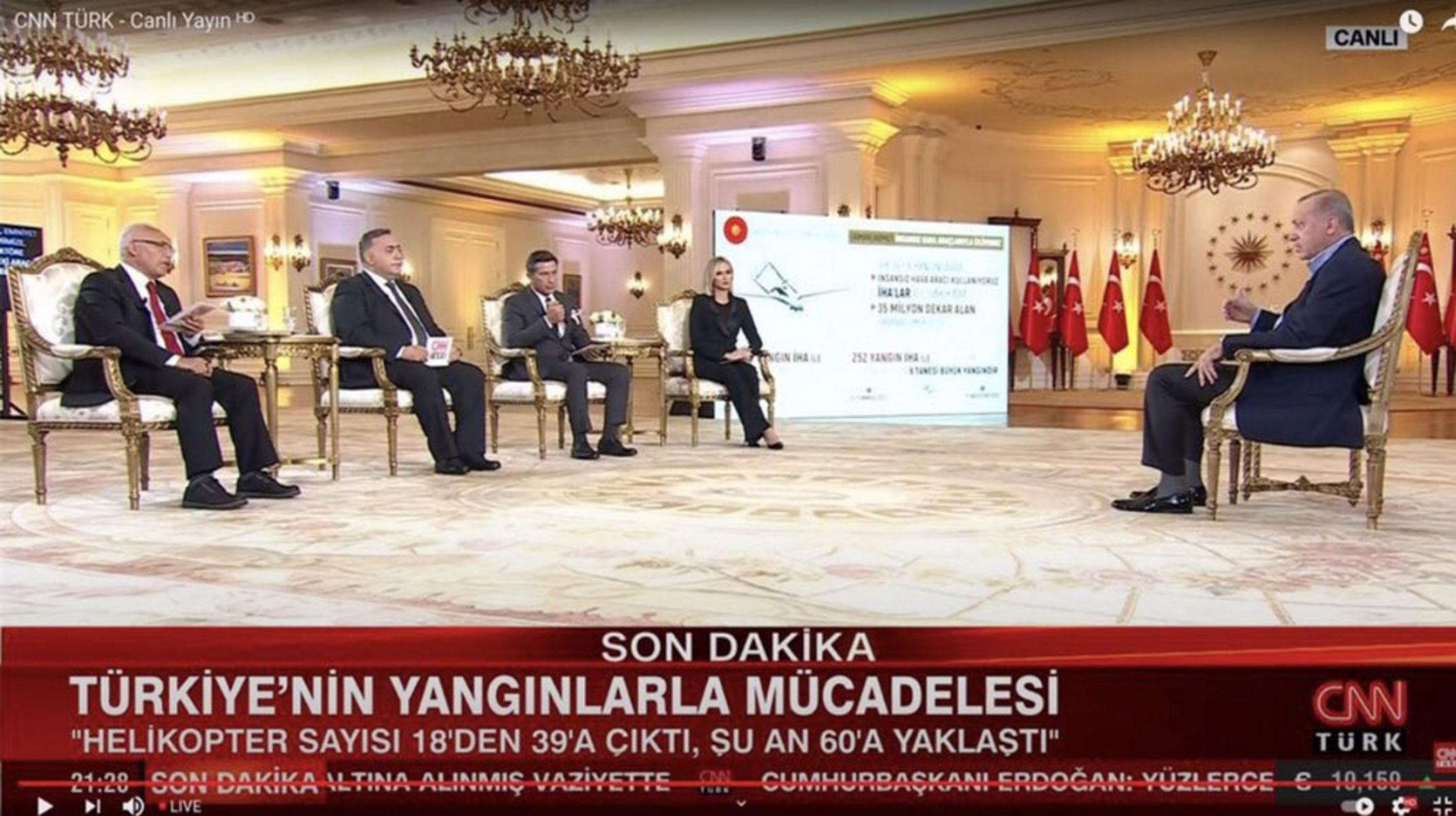 Τα πλάνα που πρόδωσαν τον Ερντογάν – Απίστευτο κράξιμο στο Twitter