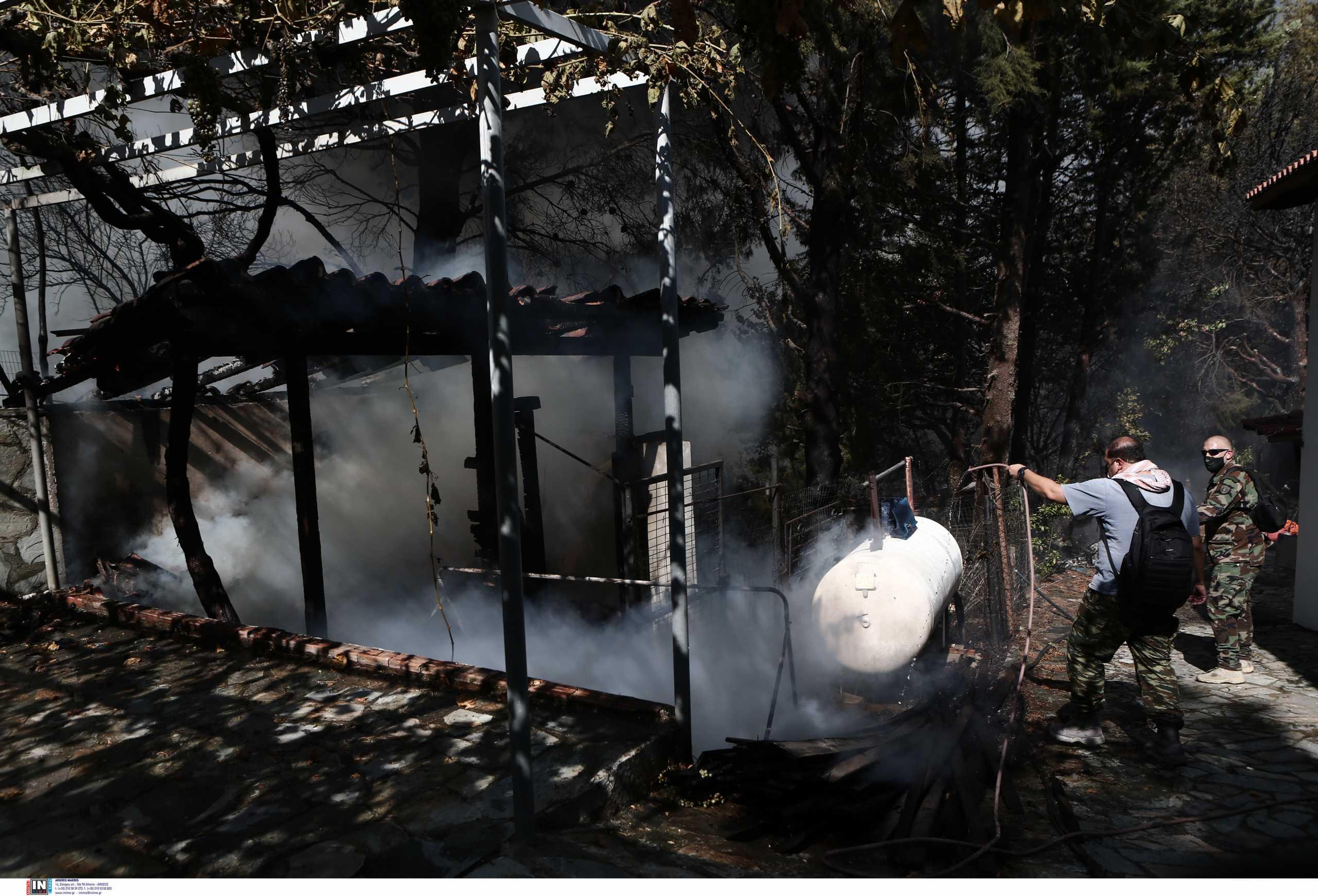 Εύβοια: Τι ισχύει για τις ασφαλιστικές εισφορές των πυρόπληκτων