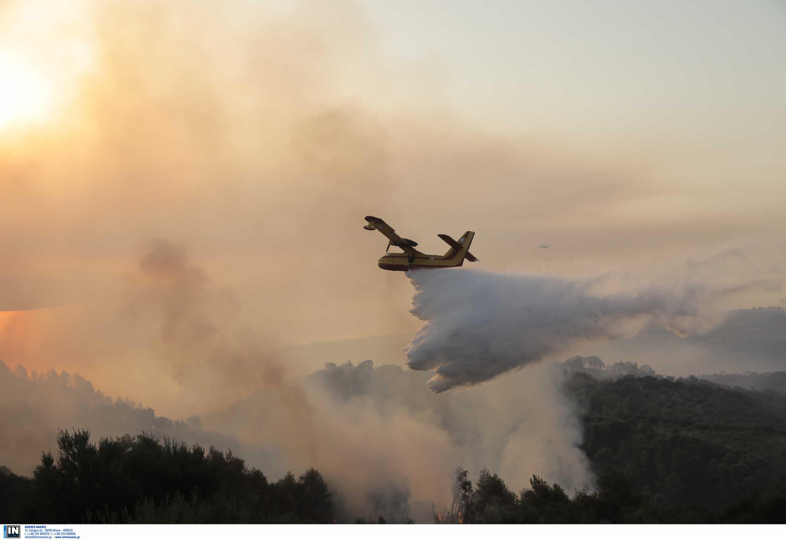 Στην Πάτρα την Τρίτη κυβερνητικό κλιμάκιο για αποτίμηση των καταστροφών από την φωτιά
