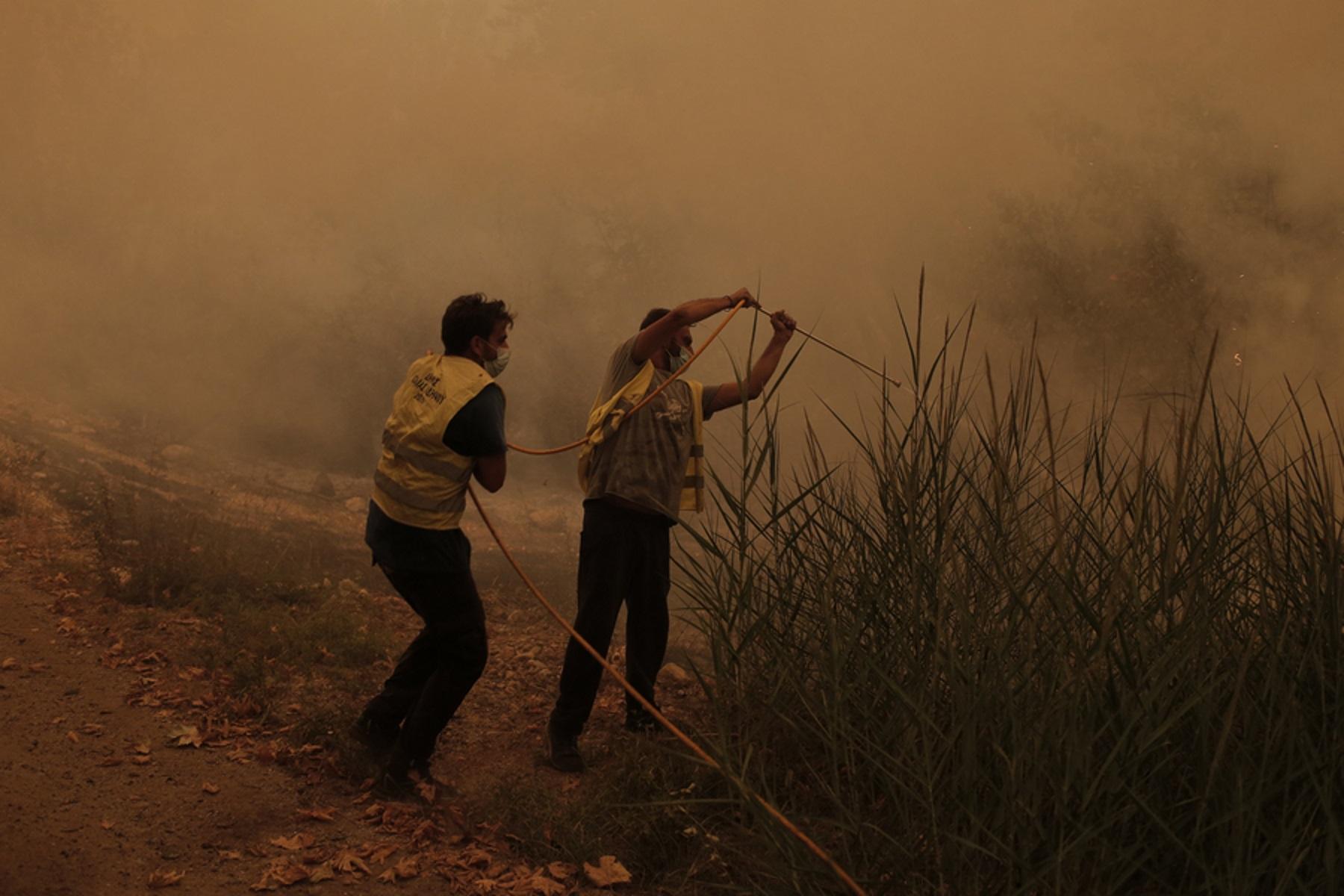 Φωτιές στην Ελλάδα: Εξαπατούν πυρόπληκτους για δήθεν στέγη