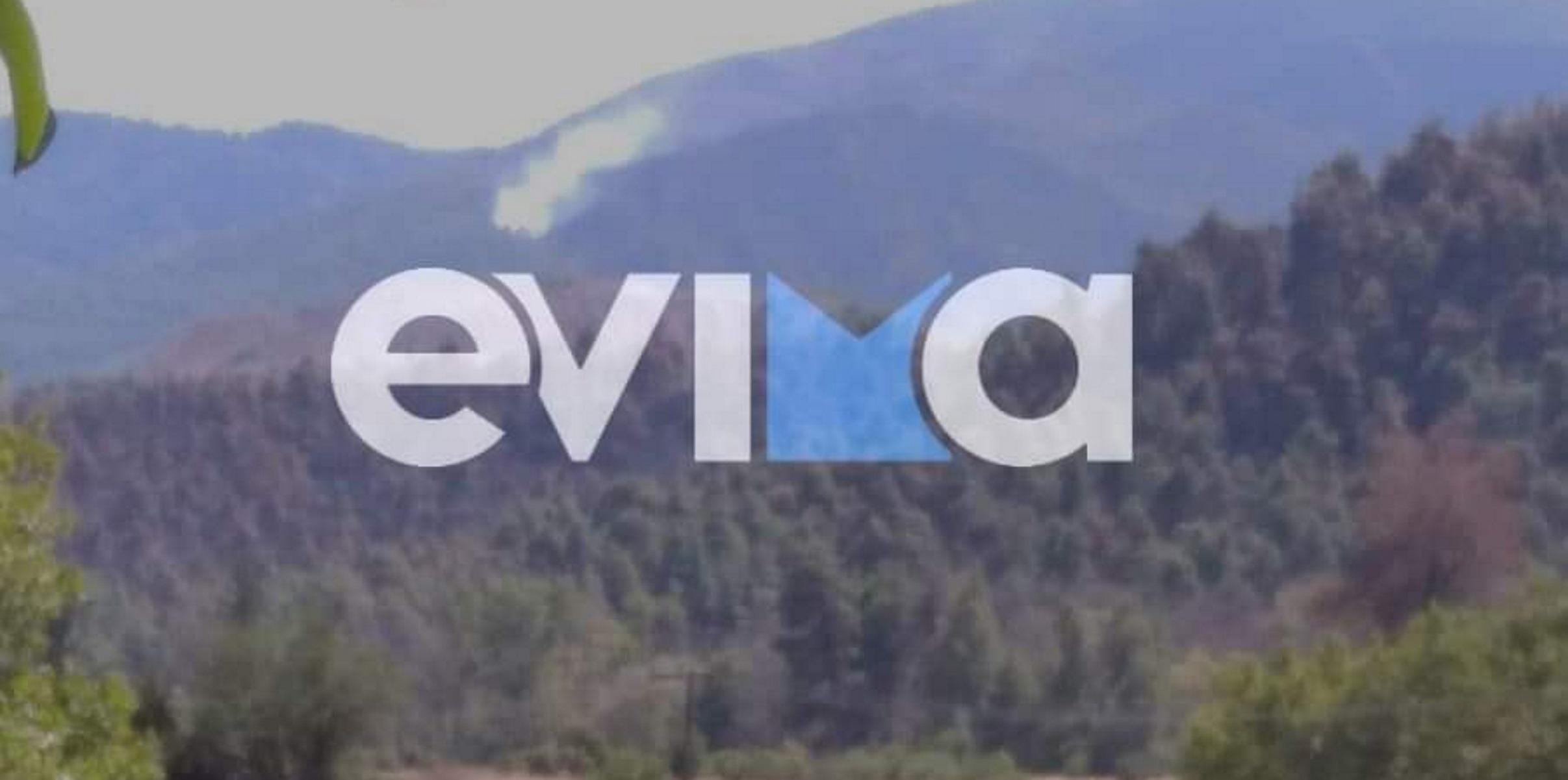 Φωτιά στην Εύβοια: Νέα αναζωπύρωση στο χωριό Τρούπι