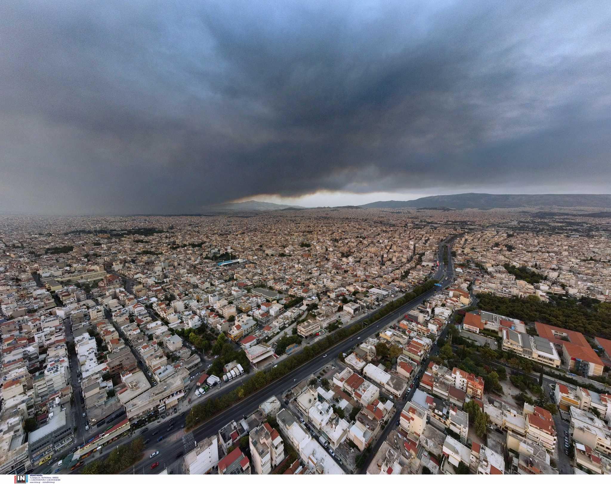 Νίκος Τζανάκης για φωτιά στην Αττική: Μία ώρα σε εξωτερικούς χώρους είναι σαν να καπνίζεις 10 τσιγάρα