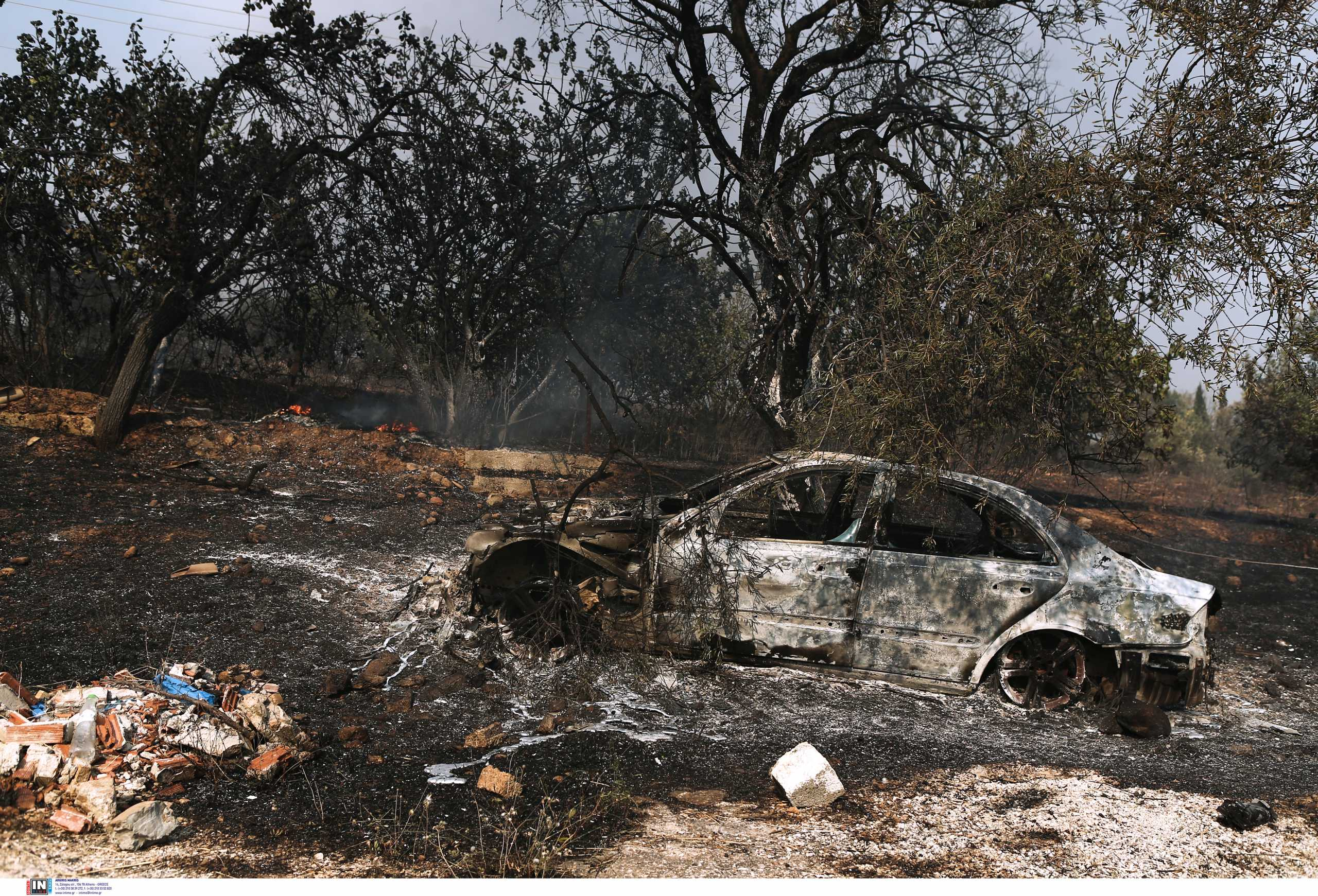 Φωτιές στην Ελλάδα: Πολύ υψηλός ο κίνδυνος πυρκαγιά σε πέντε περιφέρειες