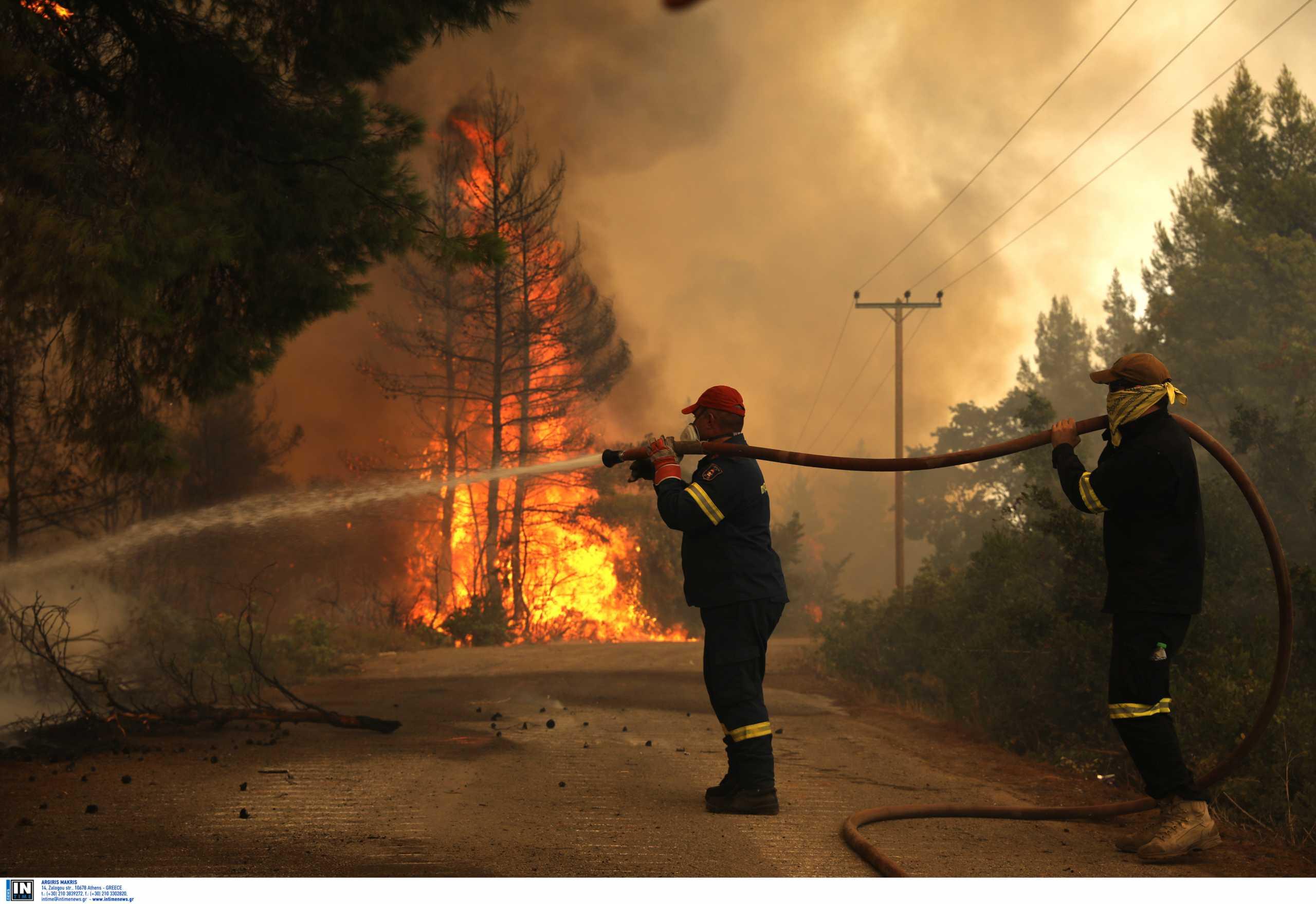 Σε ετοιμότητα βρίσκονται οι Γάλλοι πυροσβέστες για να αντιμετωπίσουν τις φωτιές στην Ελλάδα